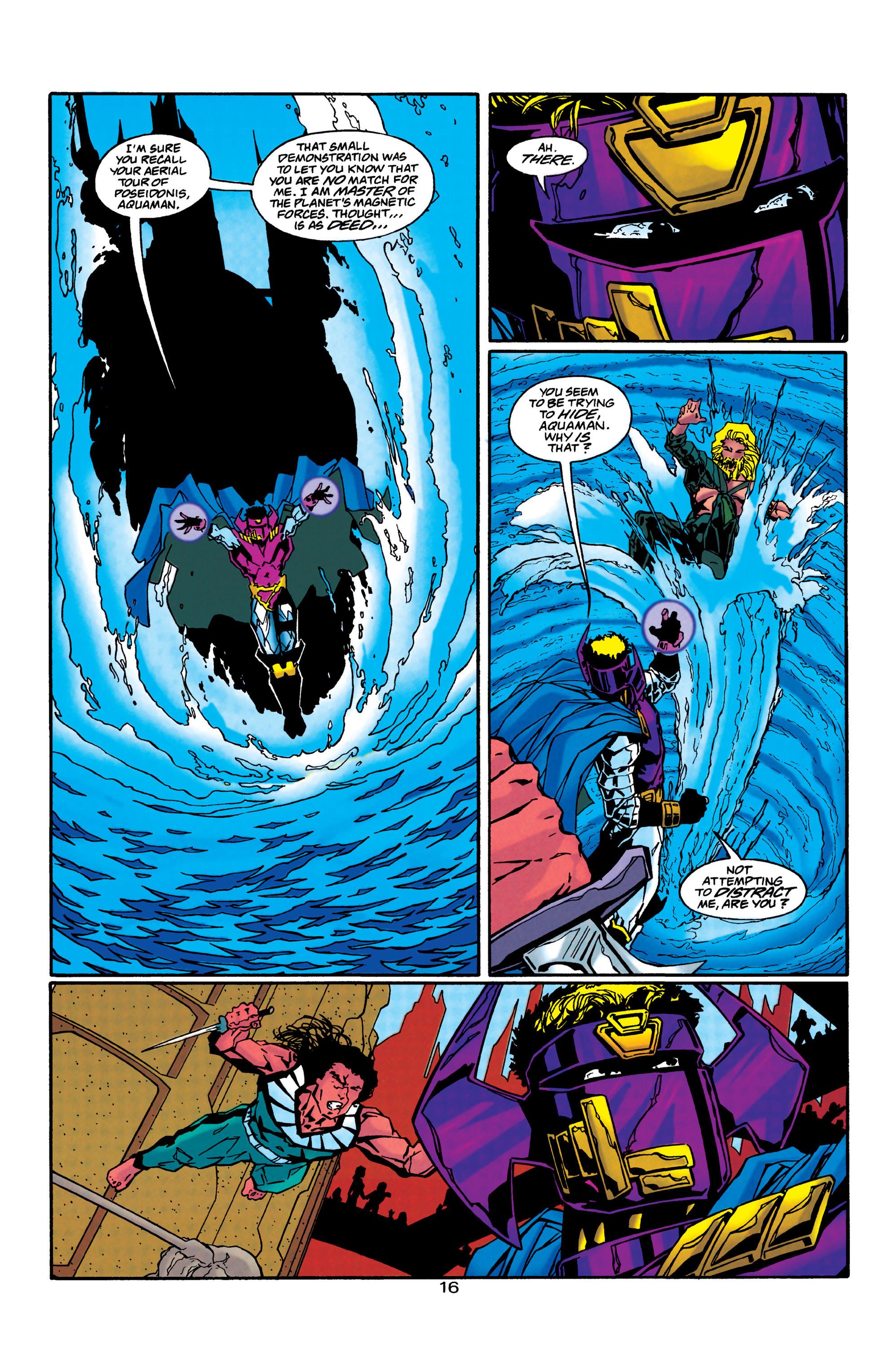 Read online Aquaman (1994) comic -  Issue #40 - 17