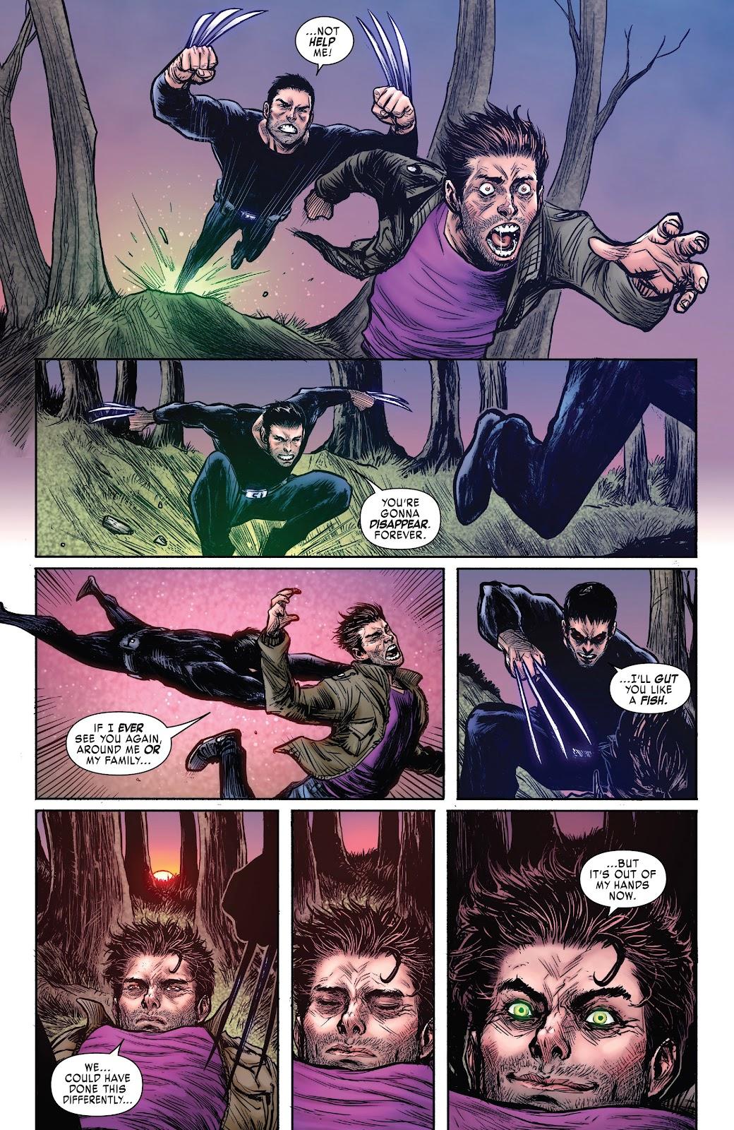 Read online Hulkverines comic -  Issue #1 - 17