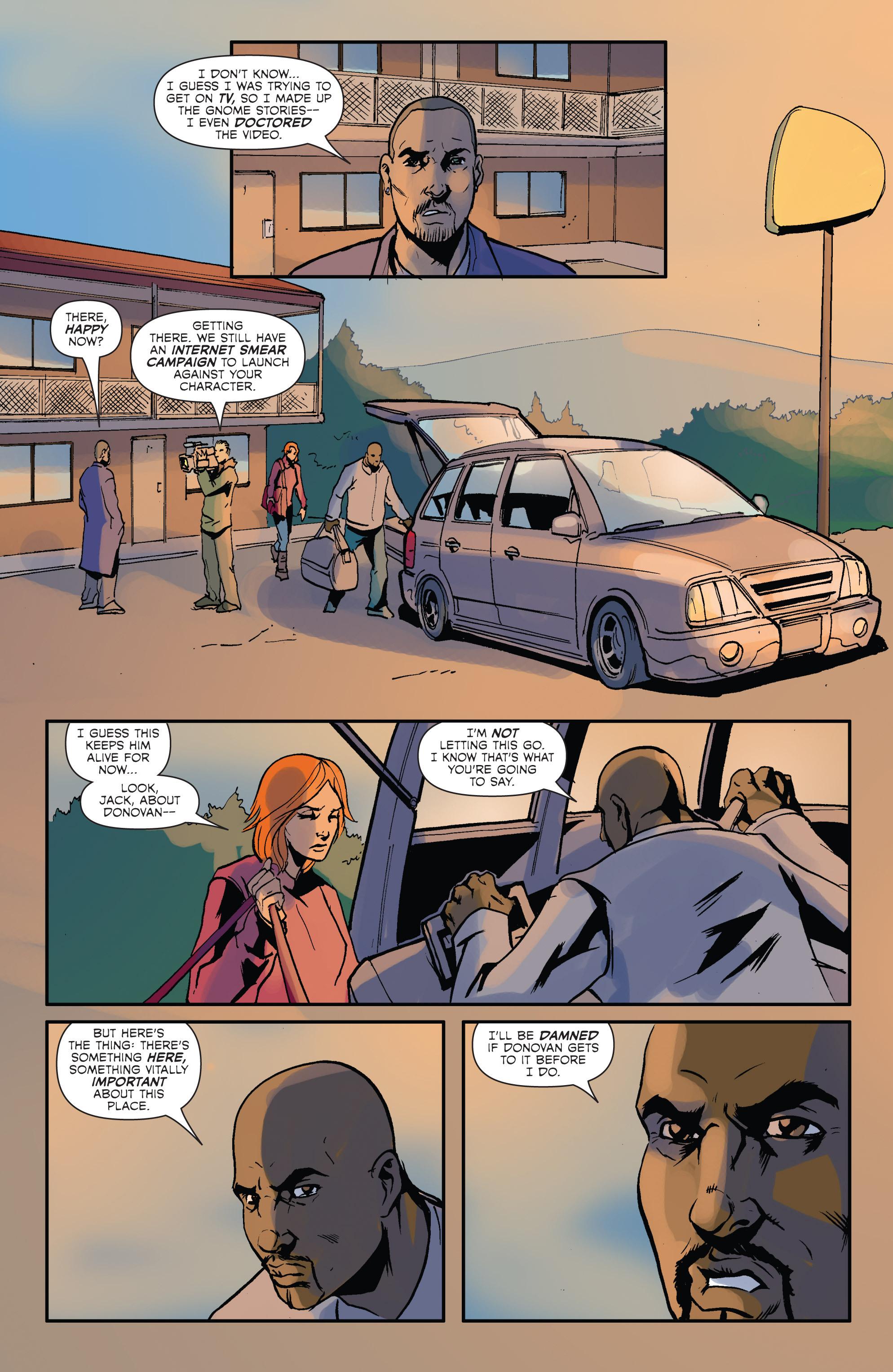 Read online Hoax Hunters (2012) comic -  Issue # TPB 2 - 68