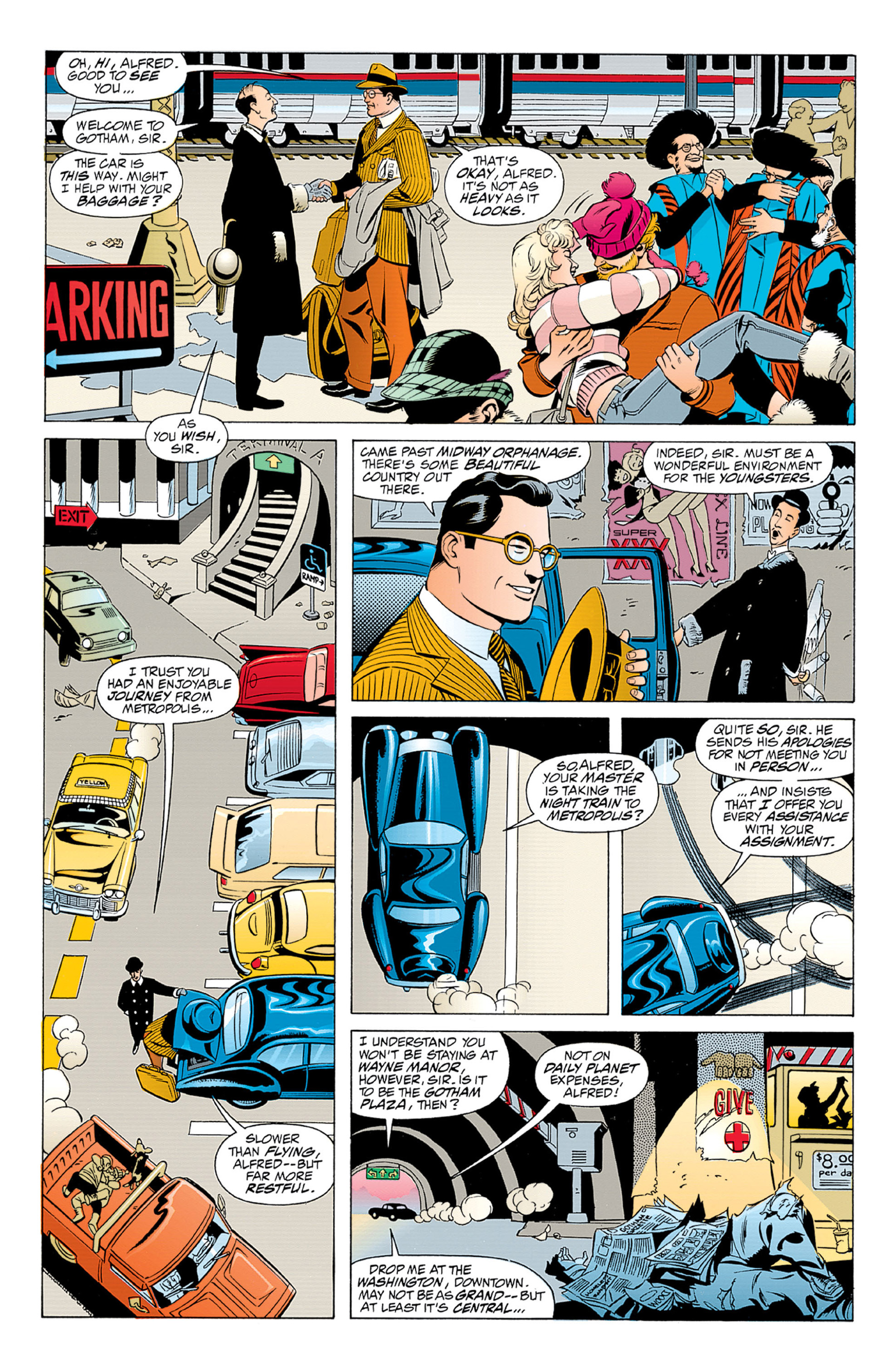 Read online World's Finest (1990) comic -  Issue #2 - 5