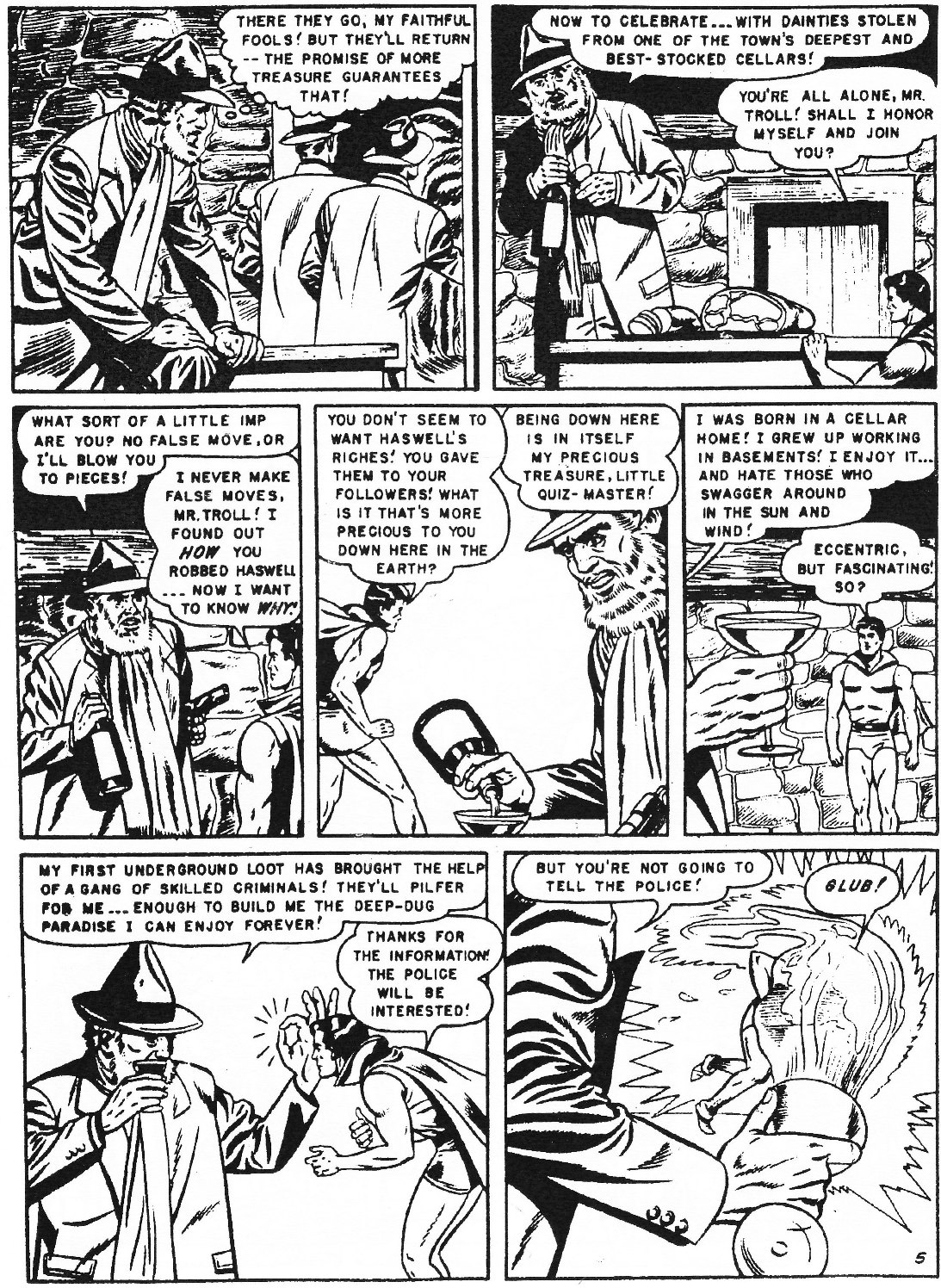 Read online Men of Mystery Comics comic -  Issue #70 - 16