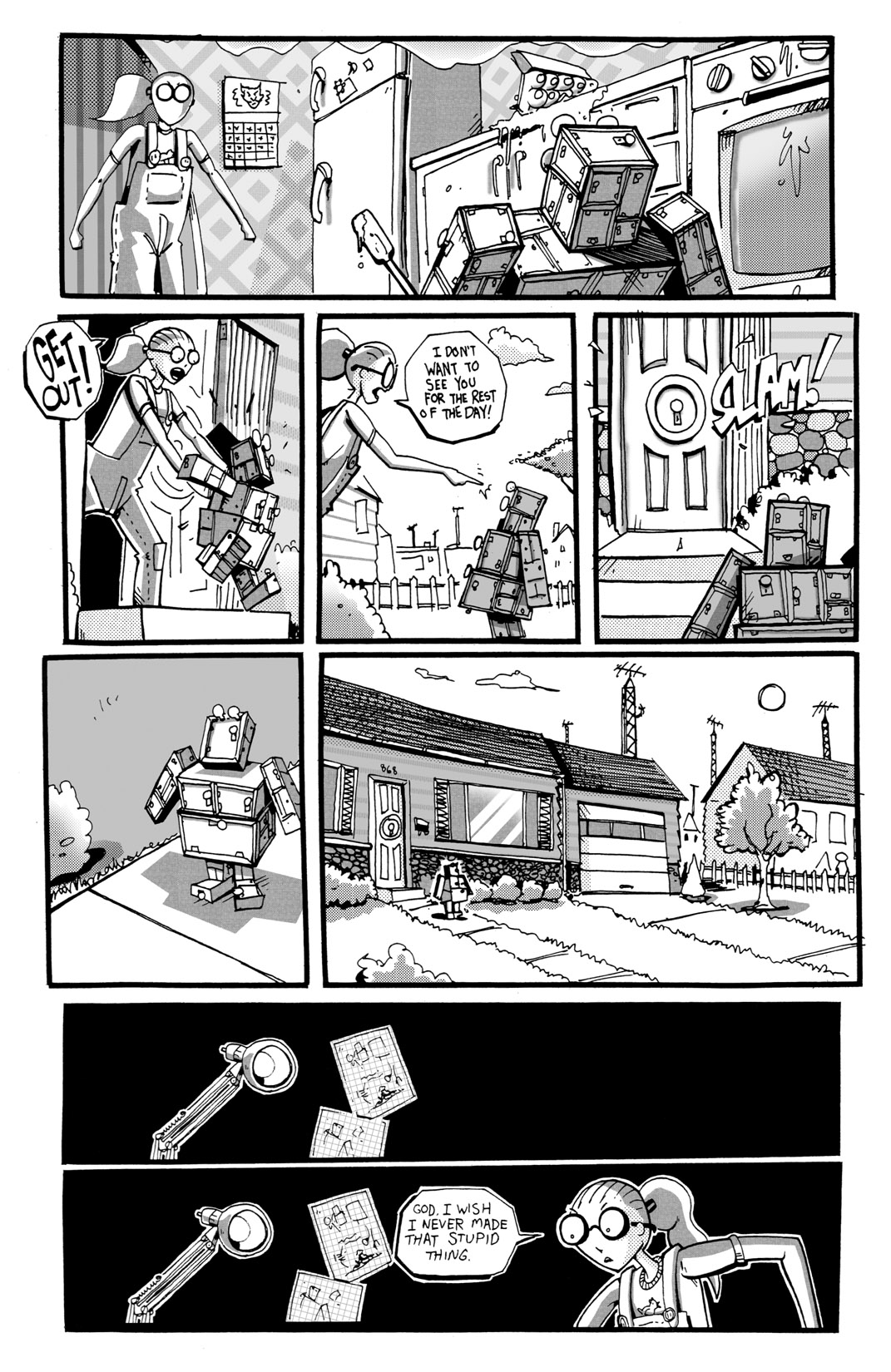 Read online Scud: The Disposable Assassin: The Whole Shebang comic -  Issue # TPB (Part 2) - 171