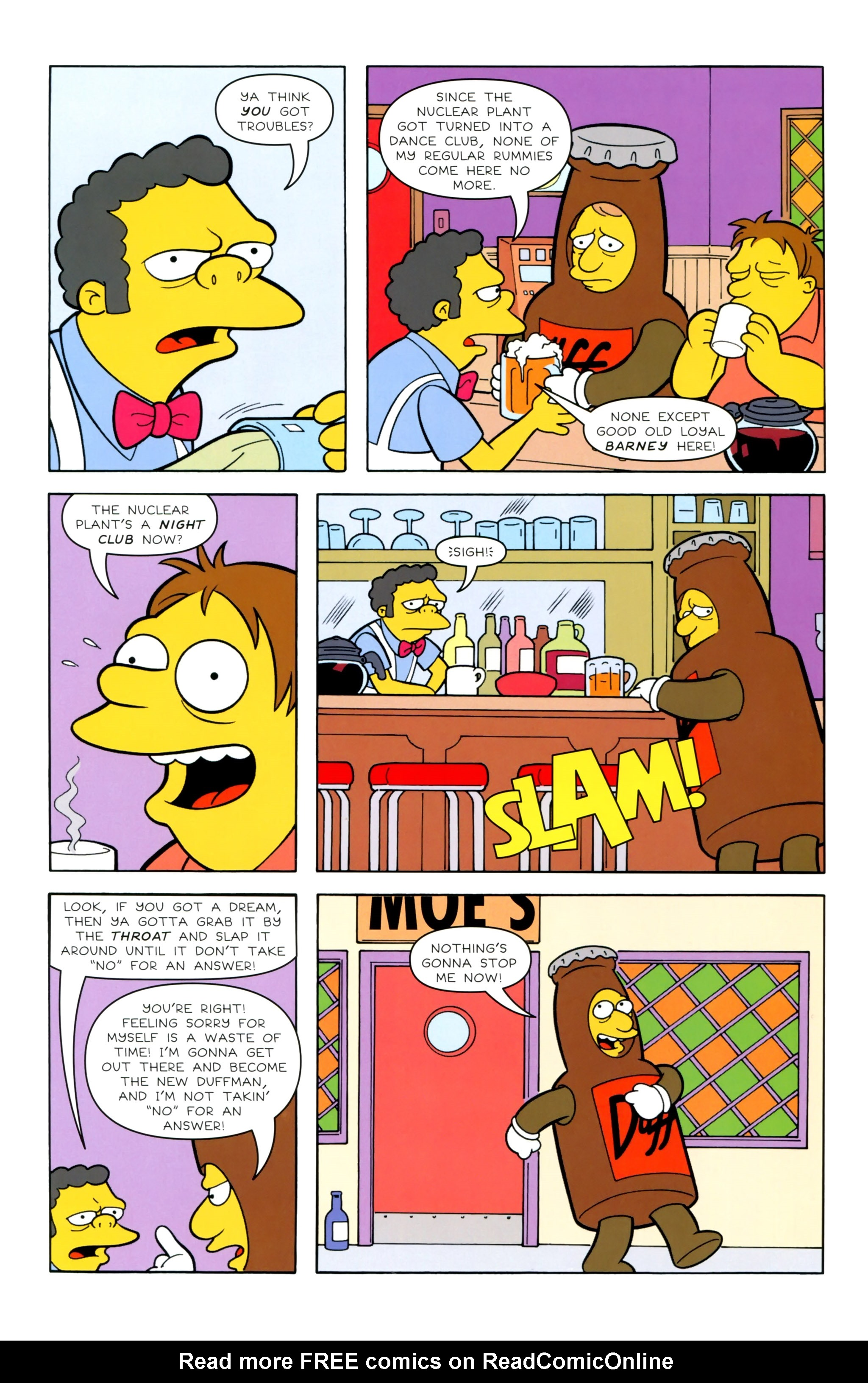 Read online Simpsons Illustrated (2012) comic -  Issue #20 - 23