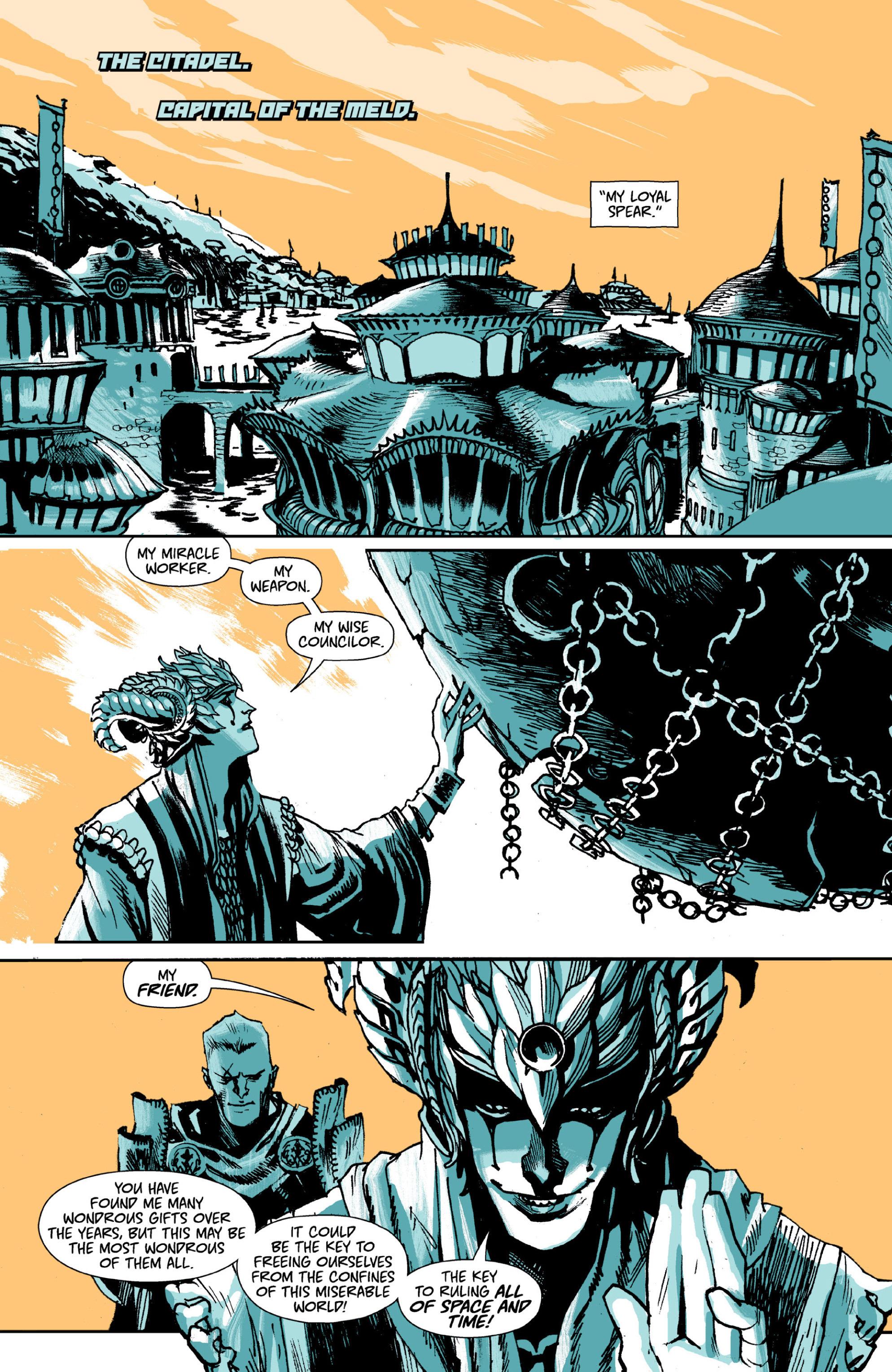 Read online Ei8ht comic -  Issue # TPB - 43