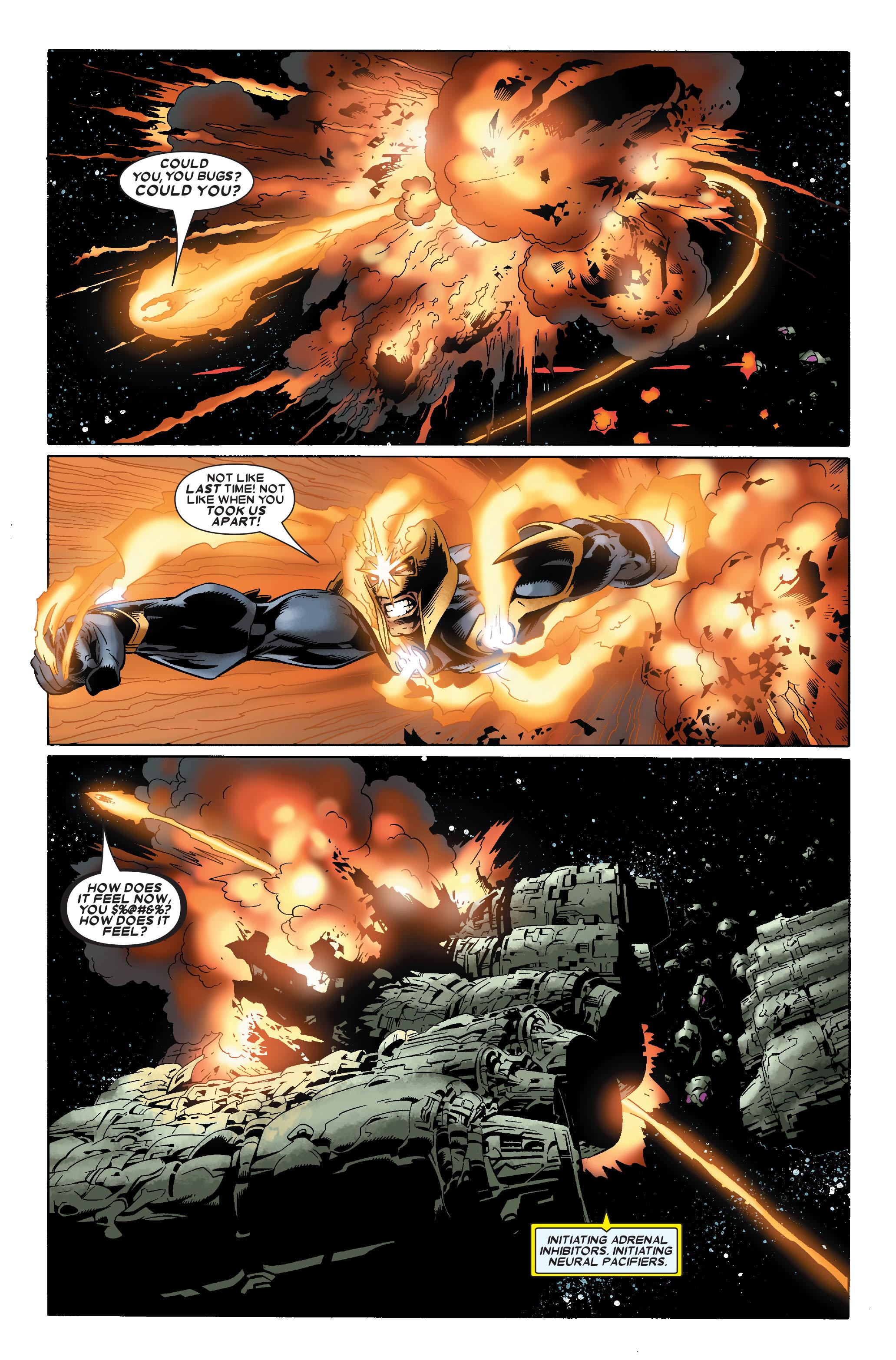 Read online Annihilation: Nova comic -  Issue #1 - 19