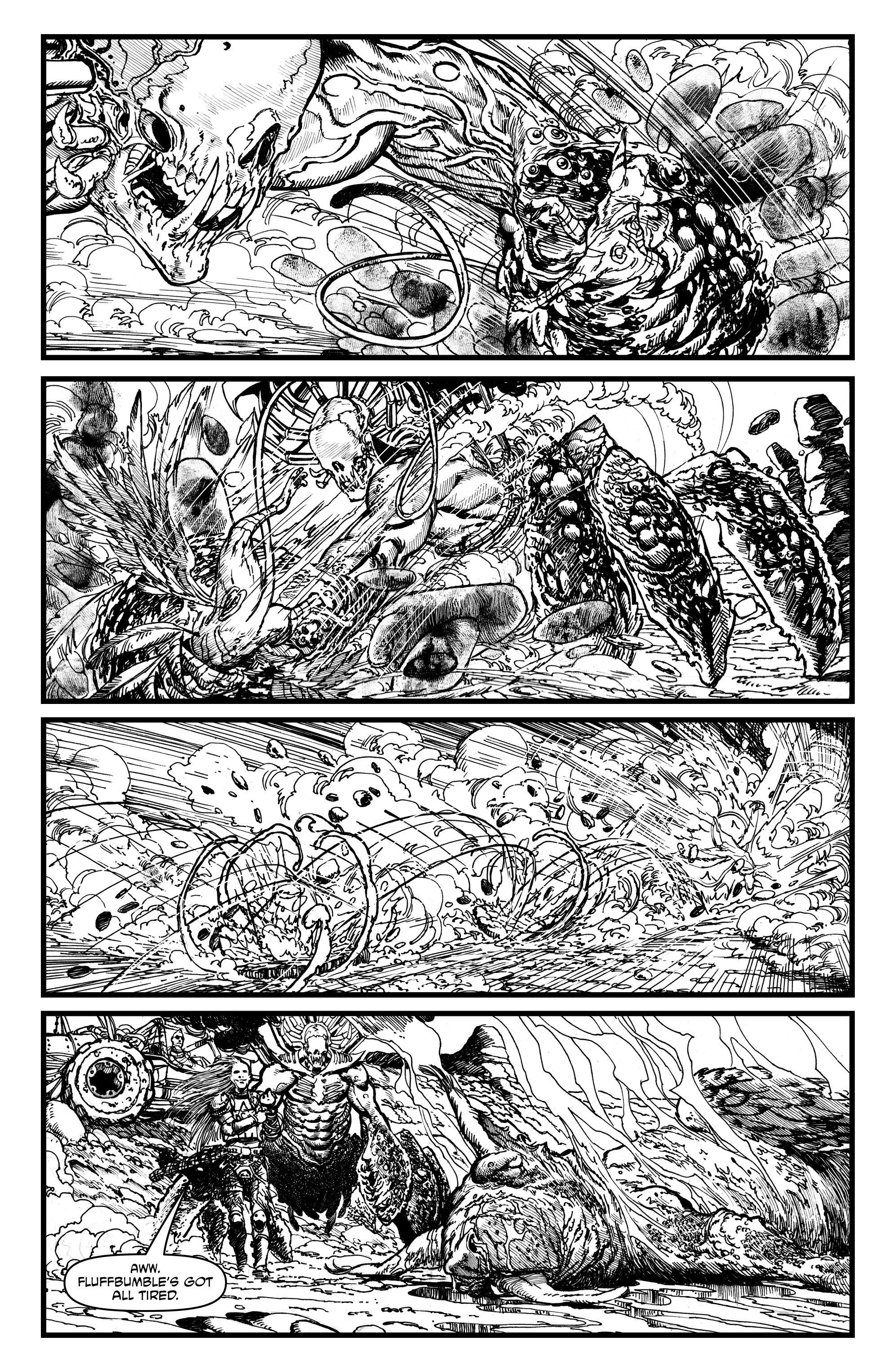 Read online Alan Moore's Cinema Purgatorio comic -  Issue #1 - 30