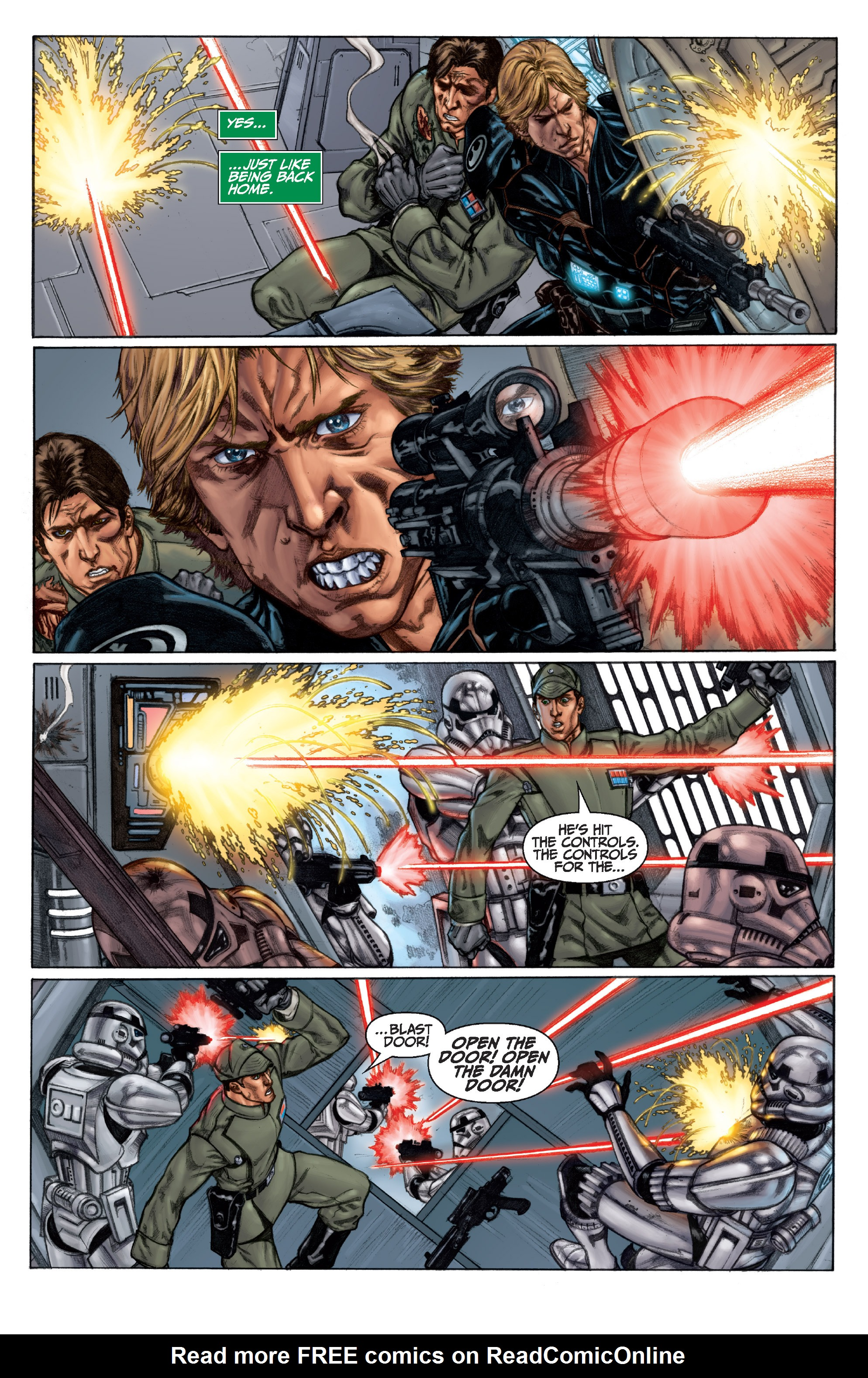 Read online Star Wars Omnibus comic -  Issue # Vol. 22 - 395