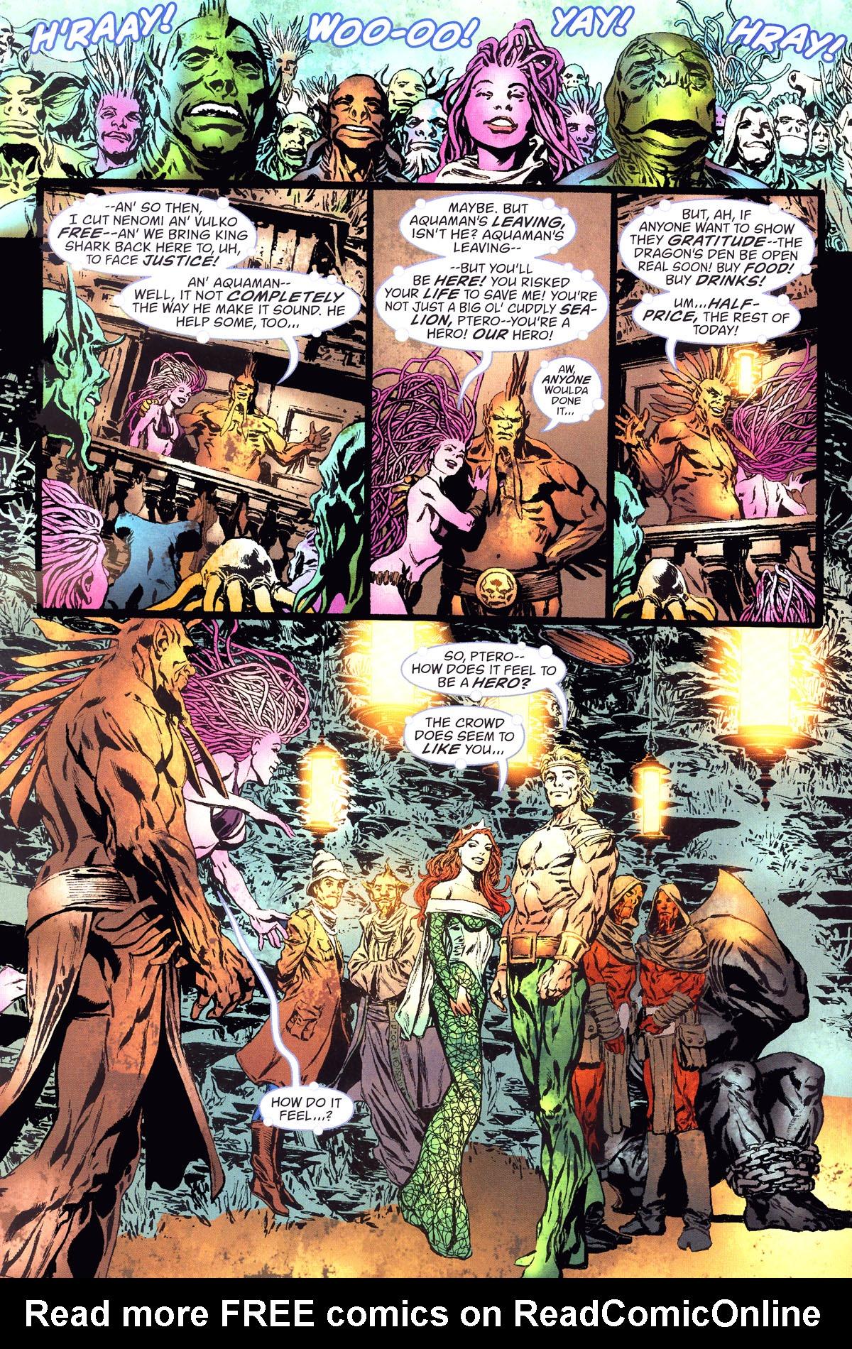 Read online Aquaman: Sword of Atlantis comic -  Issue #47 - 17