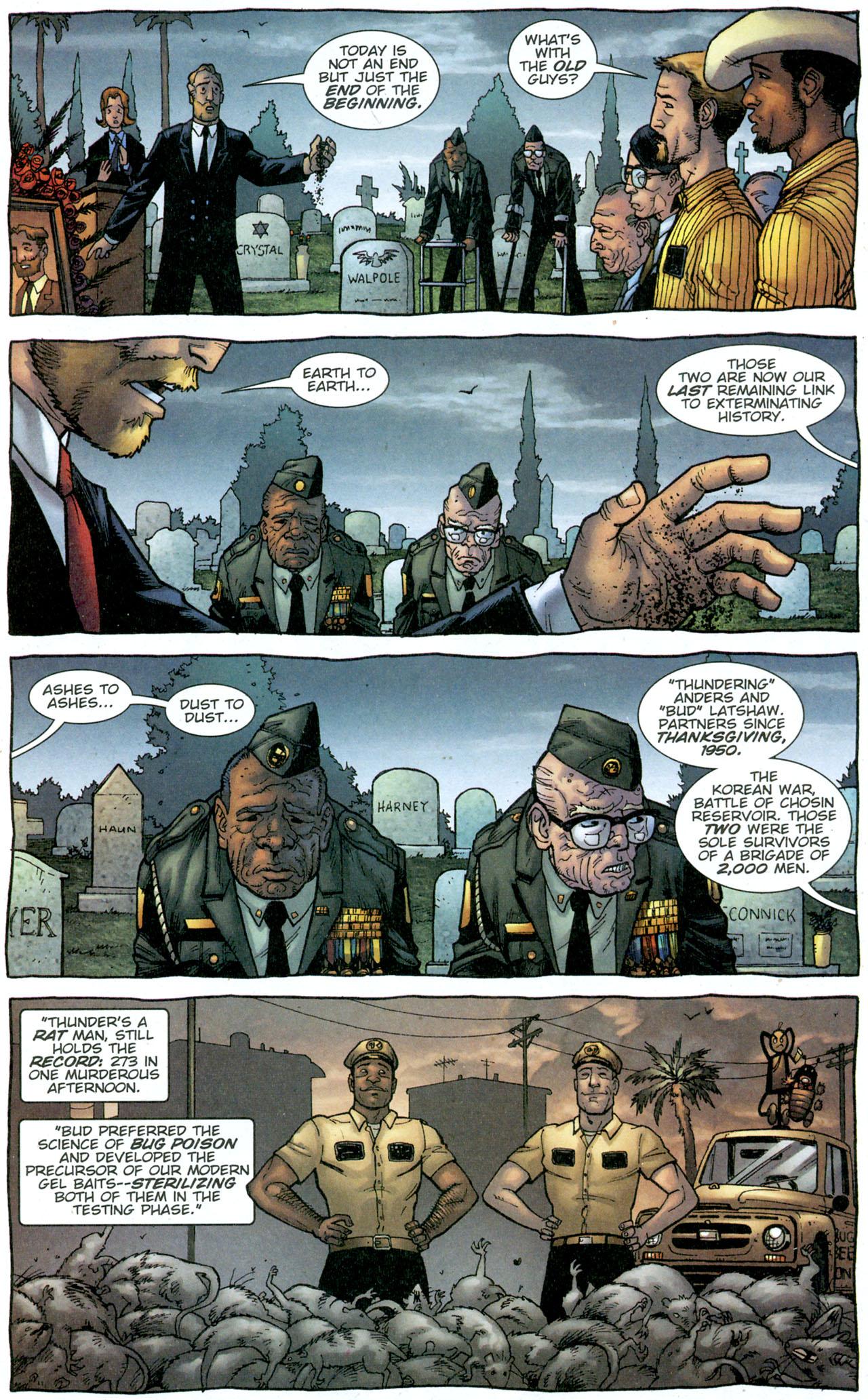 Read online The Exterminators comic -  Issue #13 - 7