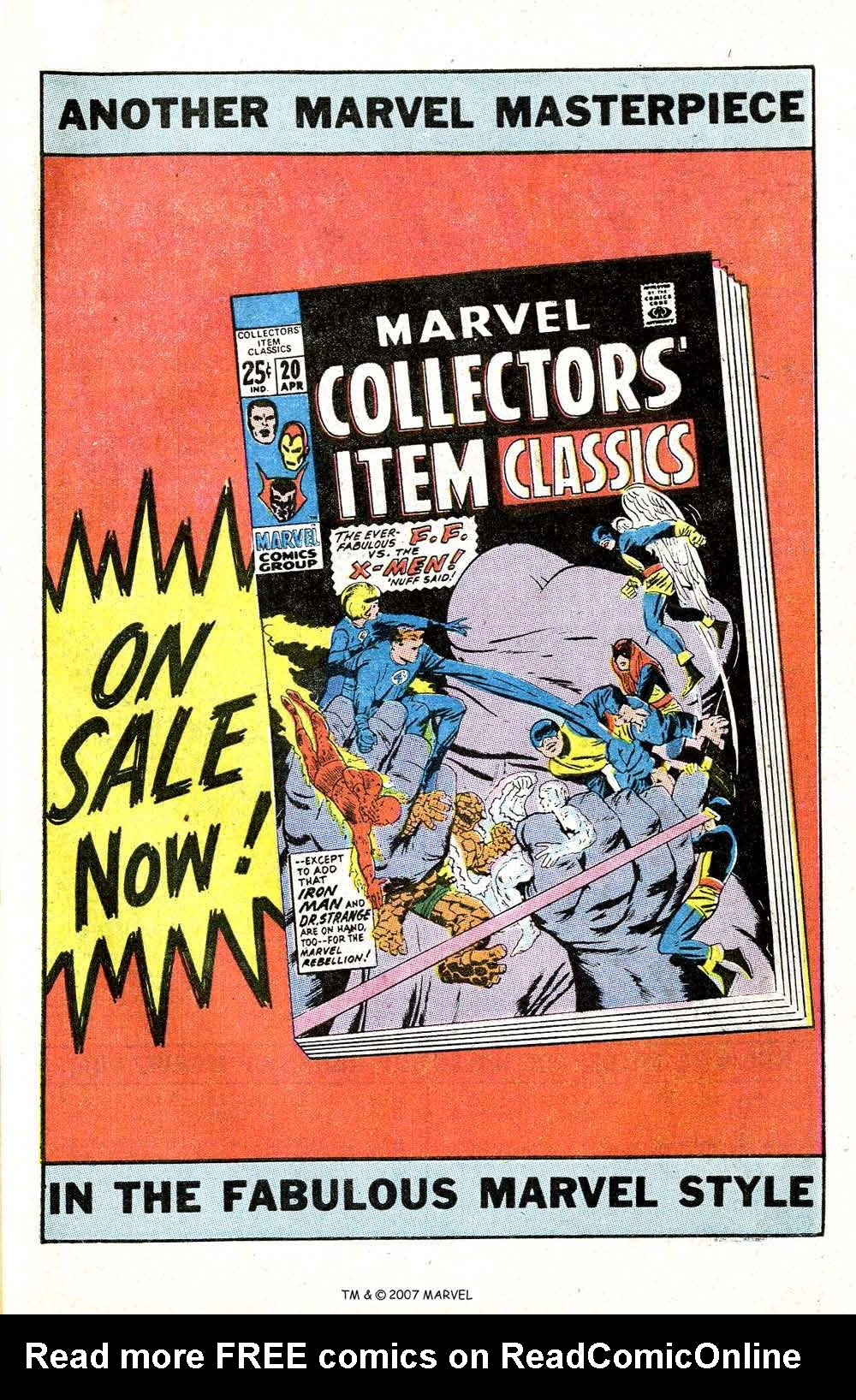 Read online Silver Surfer (1968) comic -  Issue #5 - 63