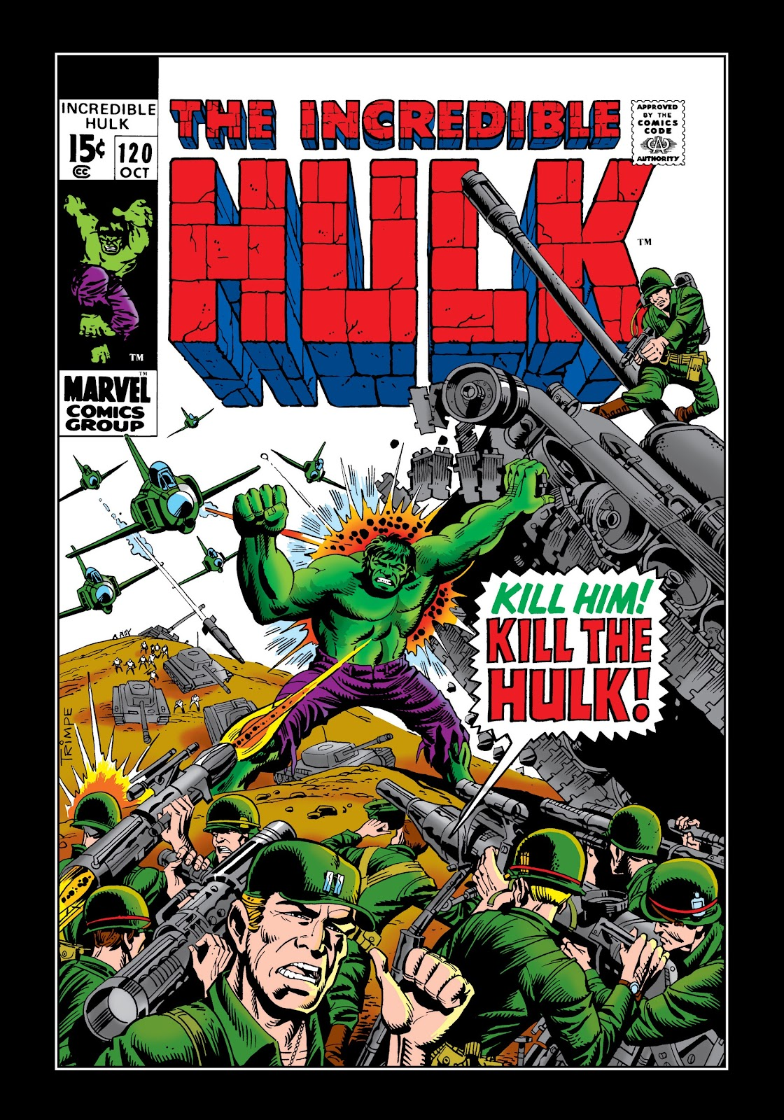 Read online Marvel Masterworks: The Incredible Hulk comic -  Issue # TPB 5 (Part 2) - 95