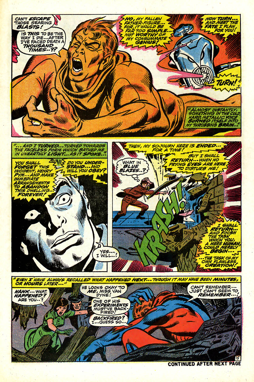 The Avengers (1963) 58 Page 15