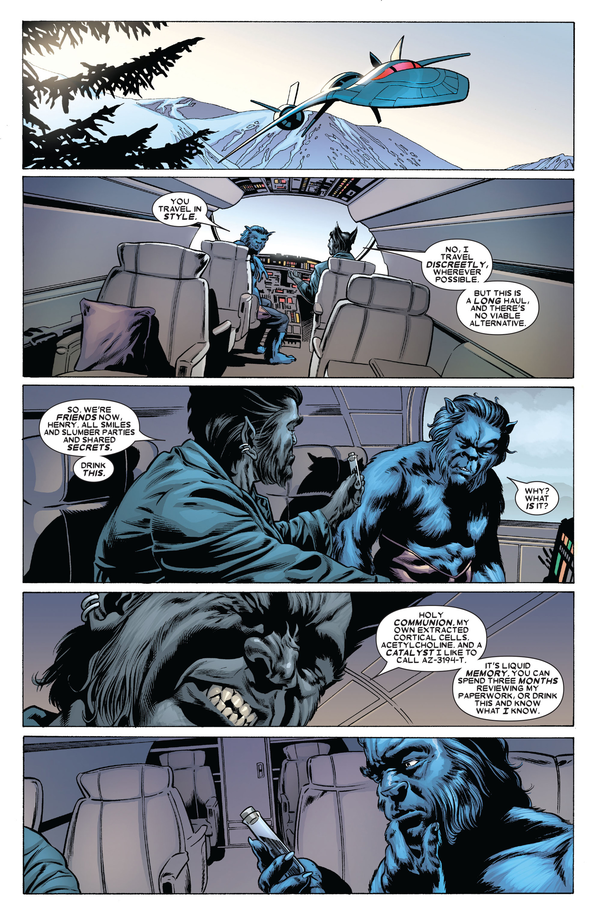 Read online X-Factor (2006) comic -  Issue #22 - 24