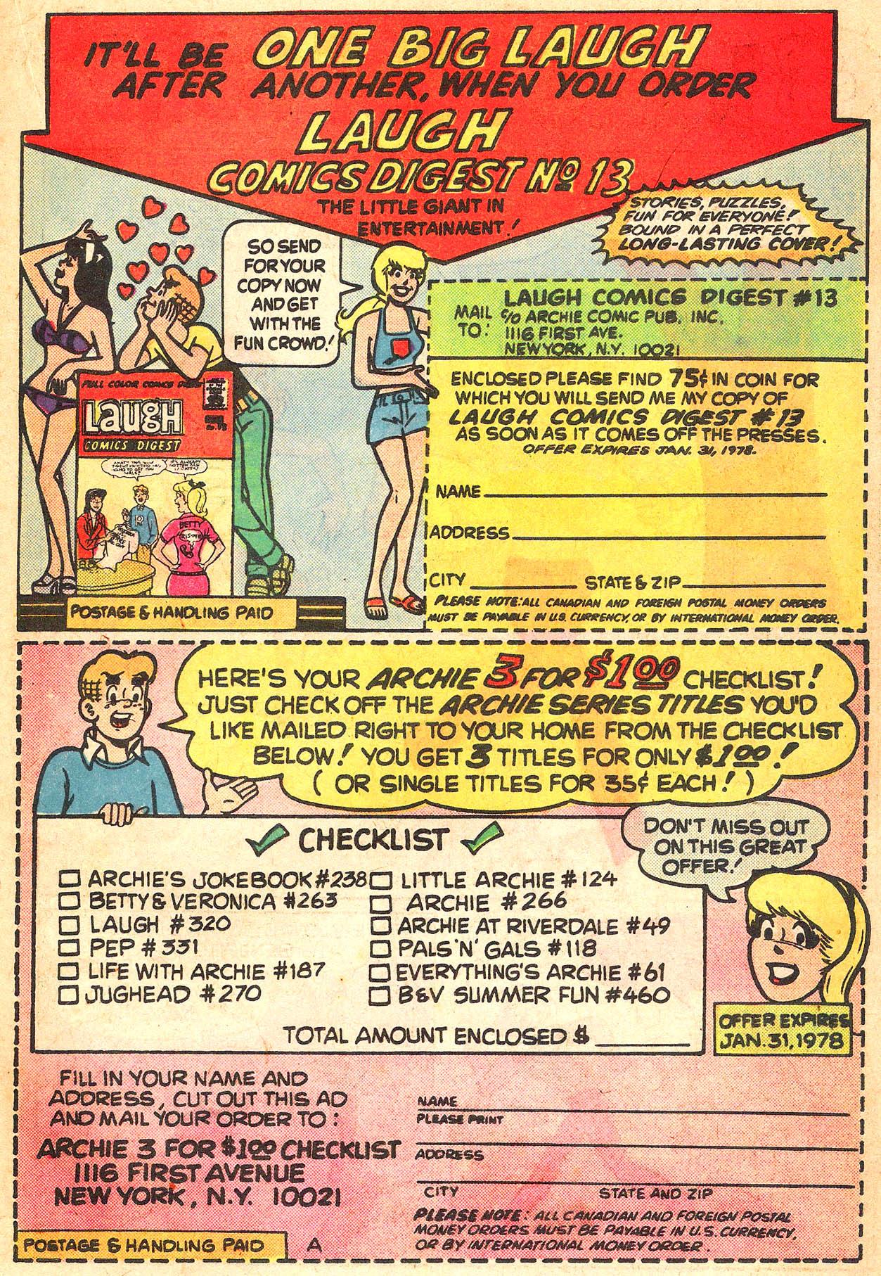 Read online She's Josie comic -  Issue #96 - 19