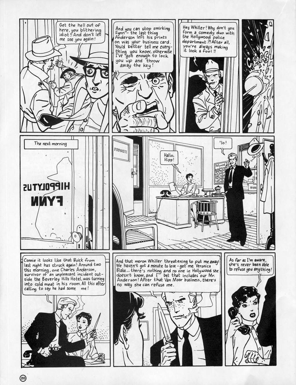 Aces issue 1 - Page 21