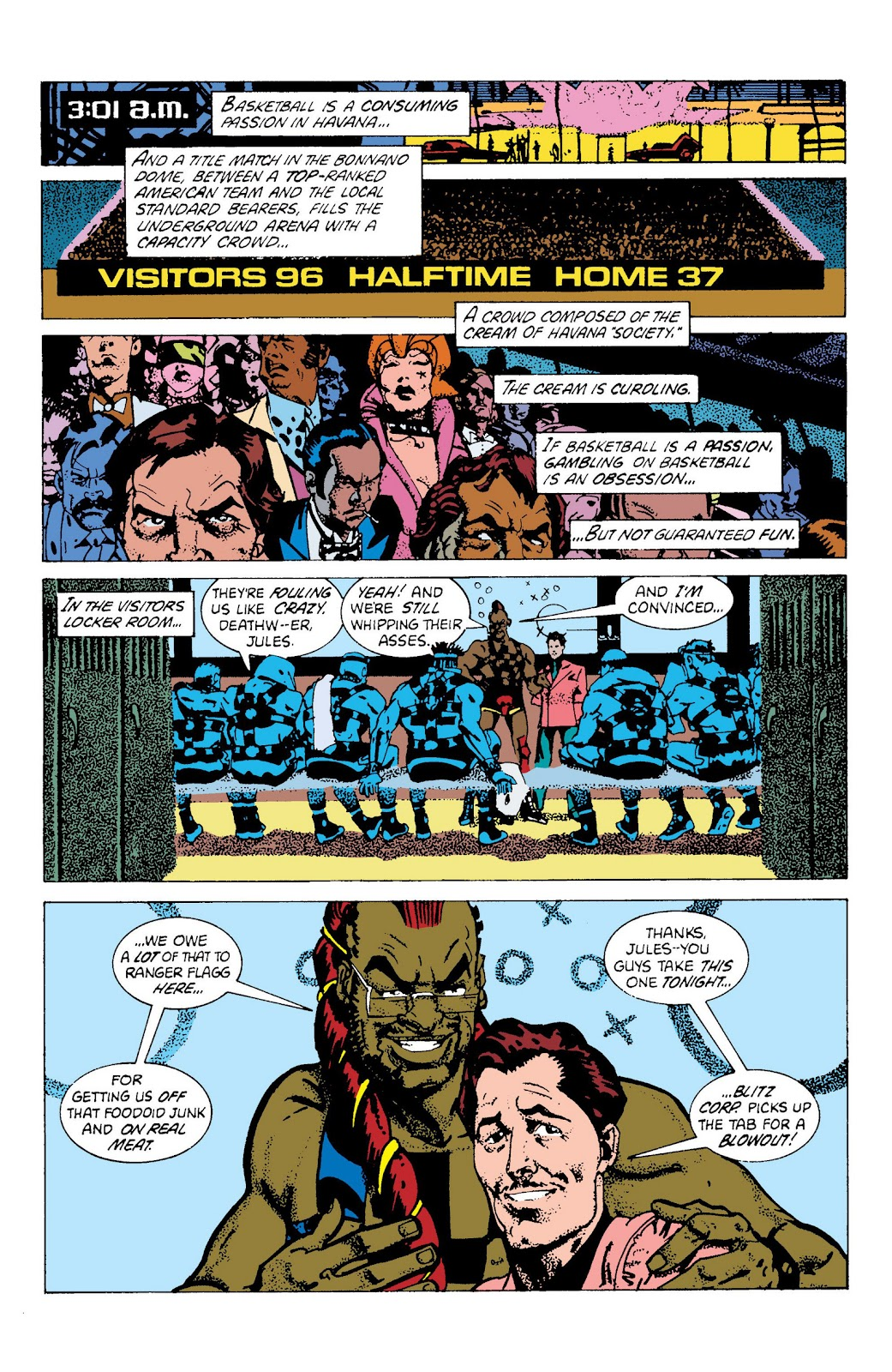 American Flagg! issue Definitive Collection (Part 2) - Page 54
