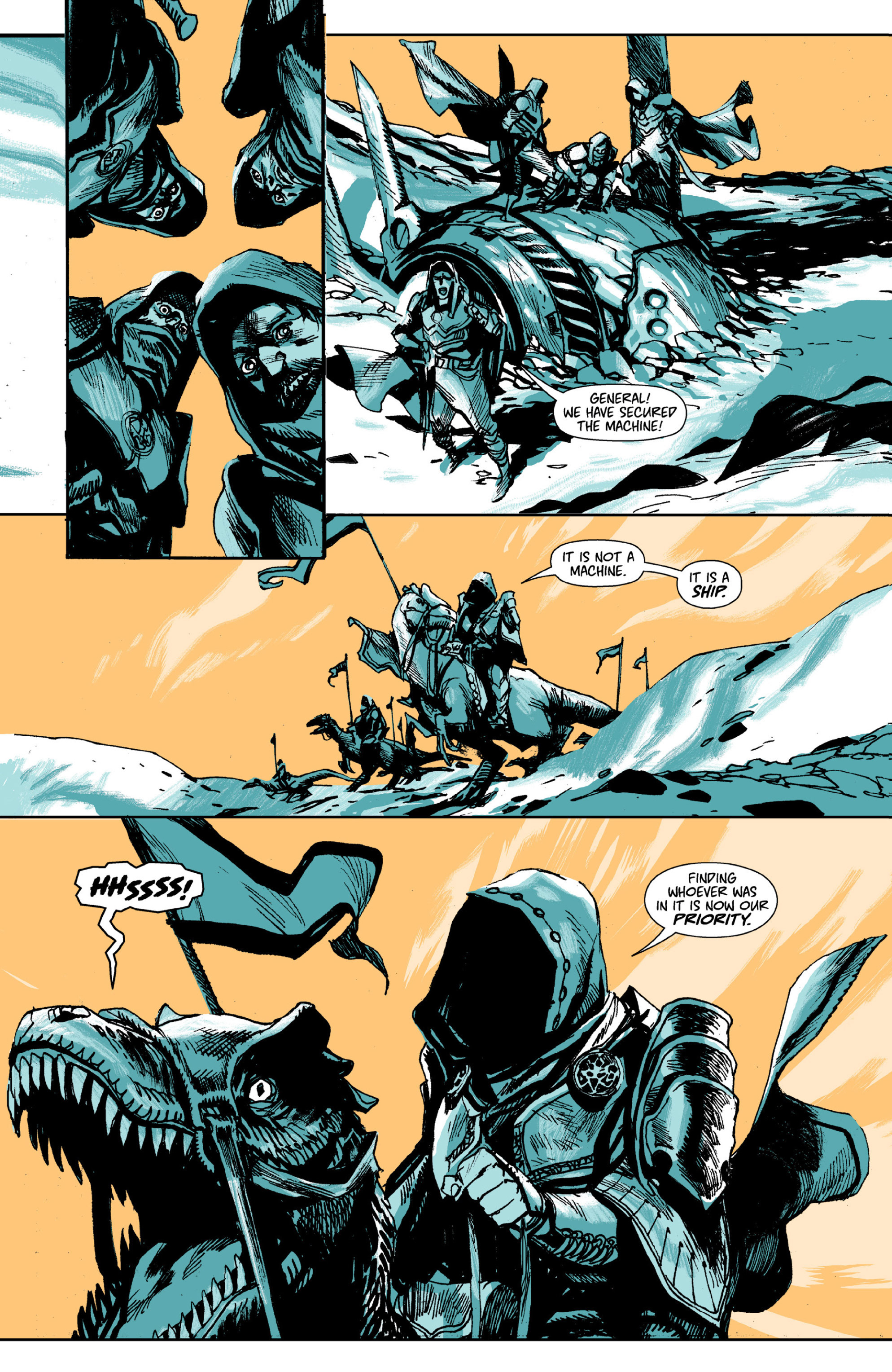 Read online Ei8ht comic -  Issue # TPB - 27
