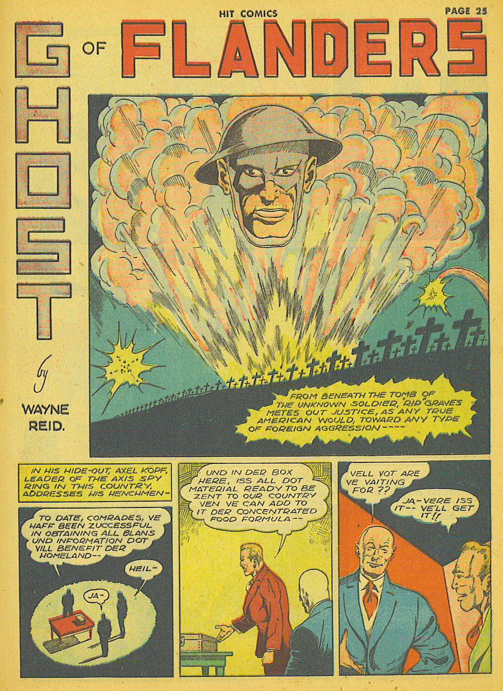 Read online Hit Comics comic -  Issue #21 - 27