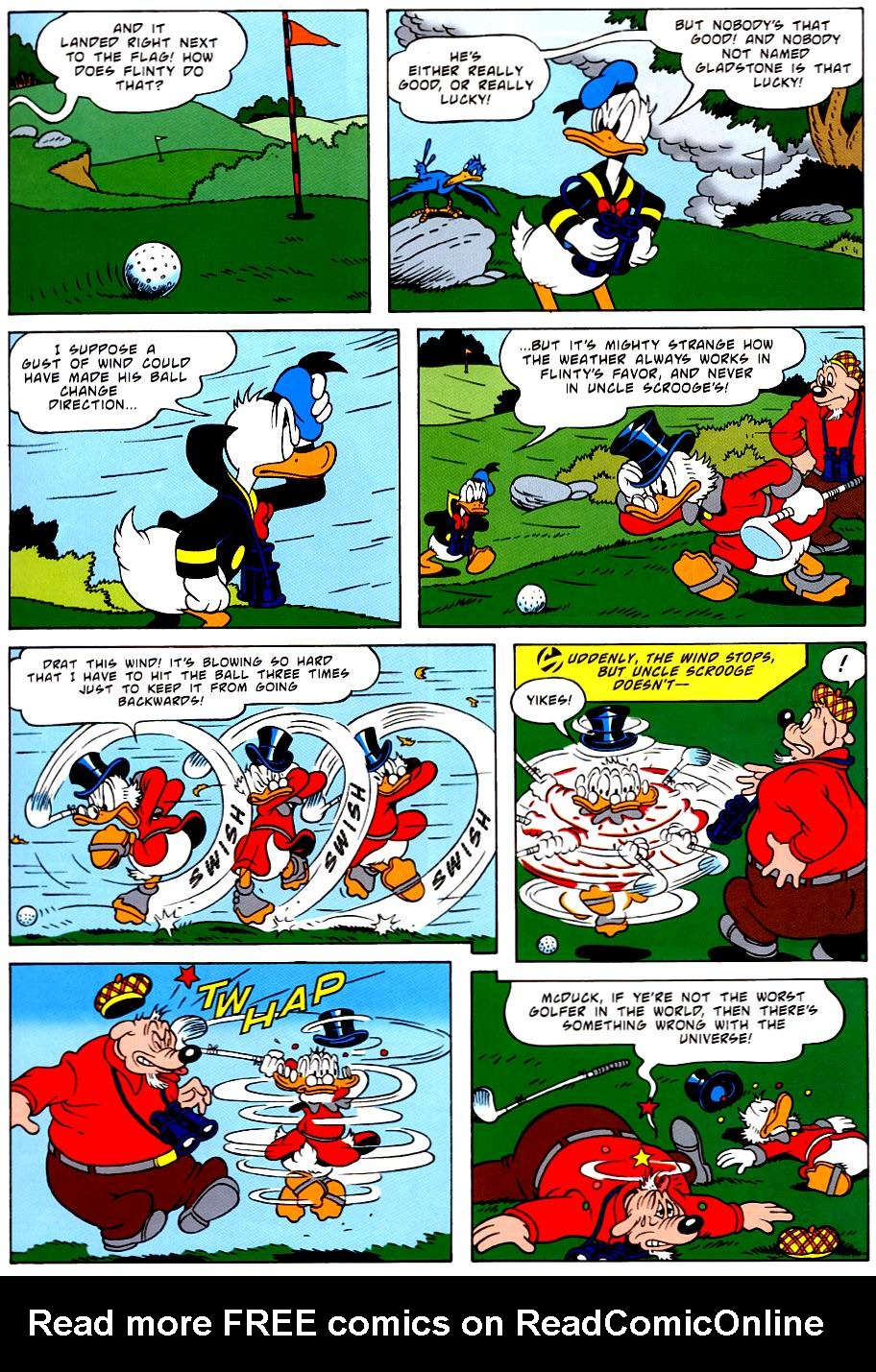 Read online Uncle Scrooge (1953) comic -  Issue #319 - 61