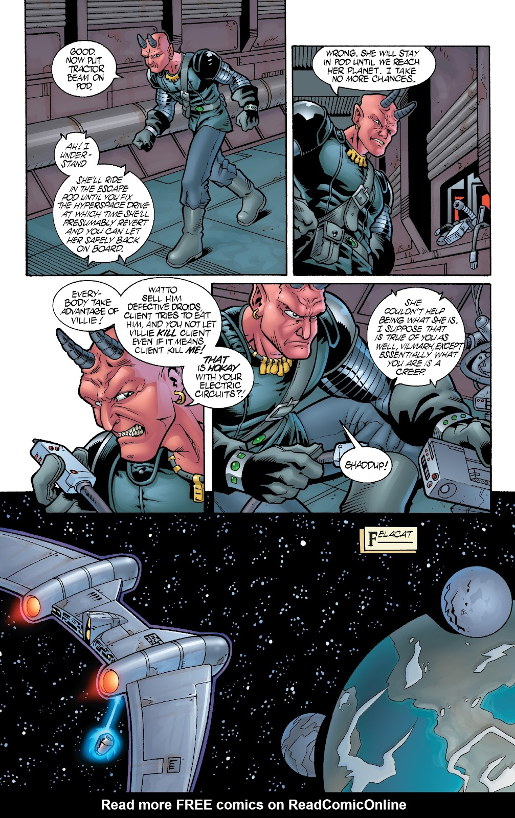 Read online Star Wars Legends Epic Collection: The Menace Revealed comic -  Issue # TPB (Part 3) - 44