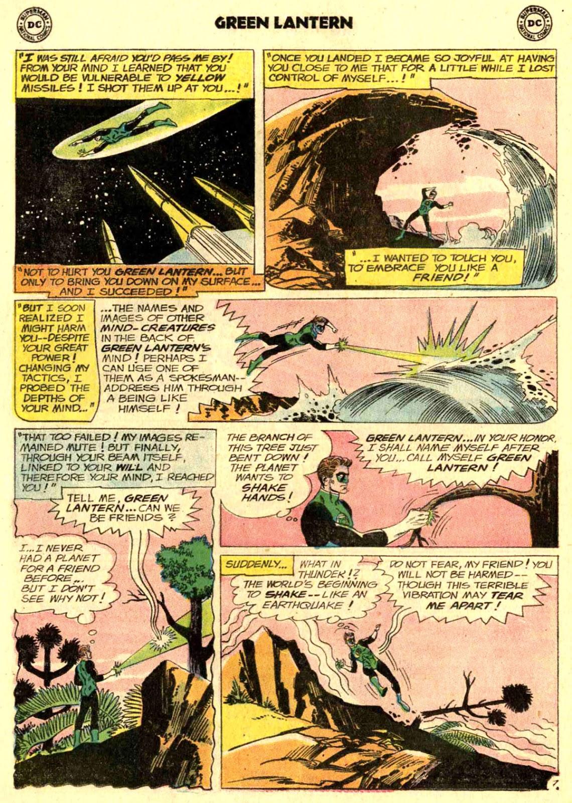 Green Lantern (1960) Issue #24 #27 - English 28