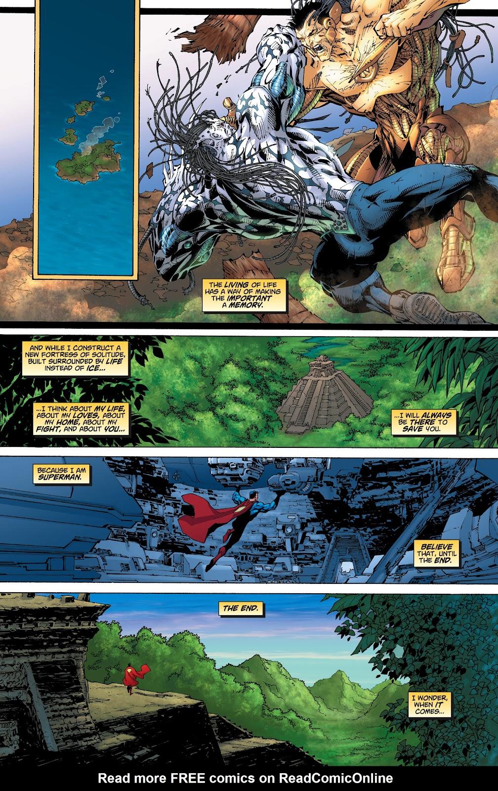 Read online Superman: For Tomorrow comic -  Issue # TPB (Part 3) - 102