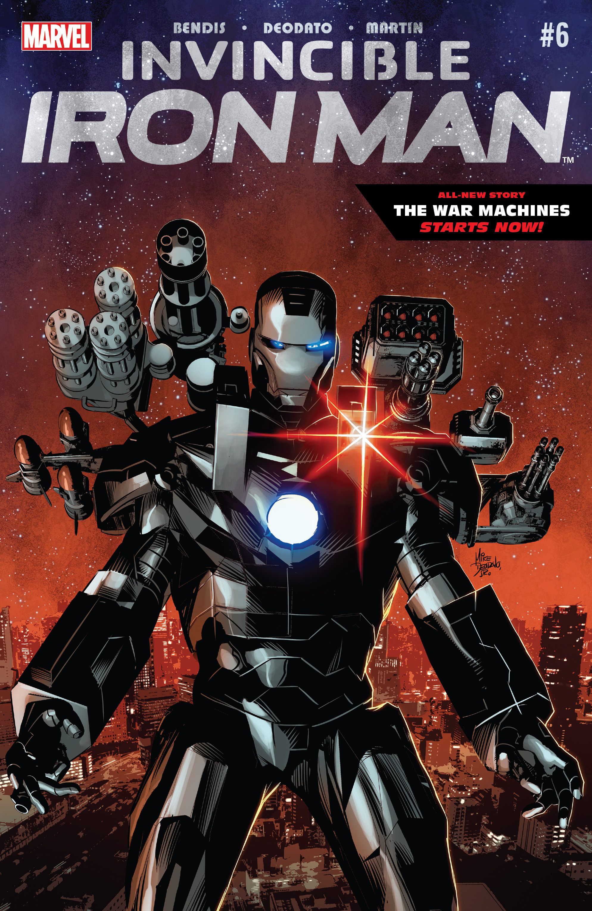 Read online True Believers: Invincible Iron Man-The War Machines comic -  Issue # Full - 4