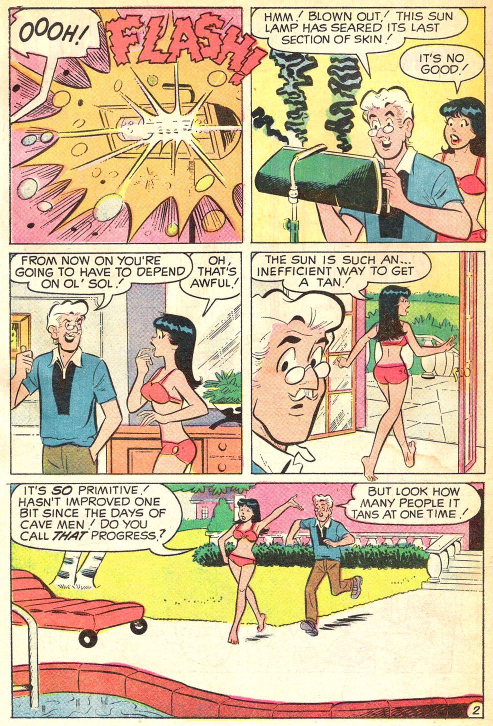 Read online Archie's Girls Betty and Veronica comic -  Issue #177 - 30