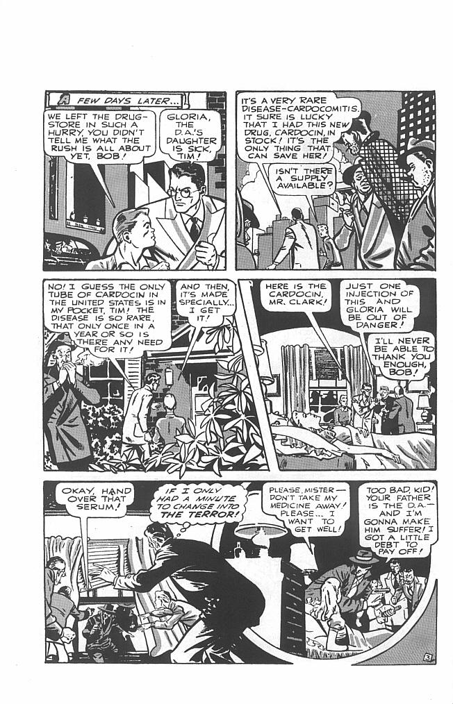 Read online Men of Mystery Comics comic -  Issue #28 - 6