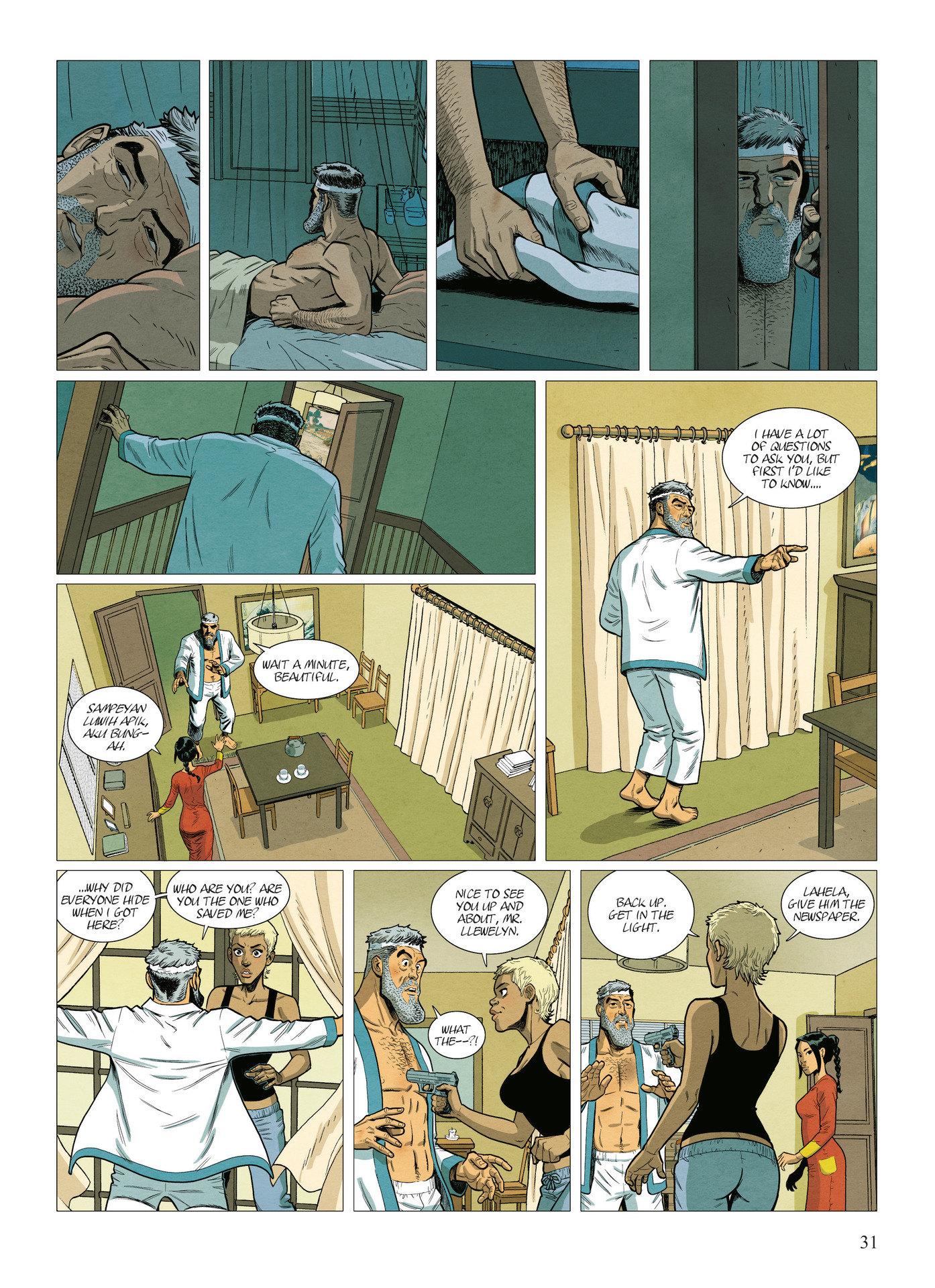 Read online Alter Ego comic -  Issue #10 - 32