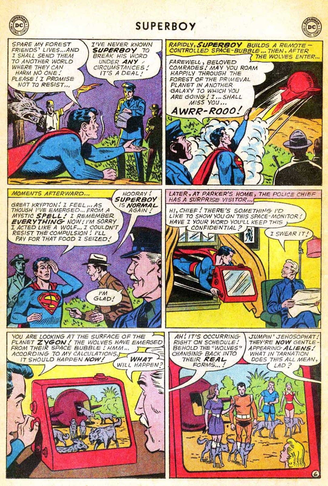 Superboy (1949) issue 116 - Page 7