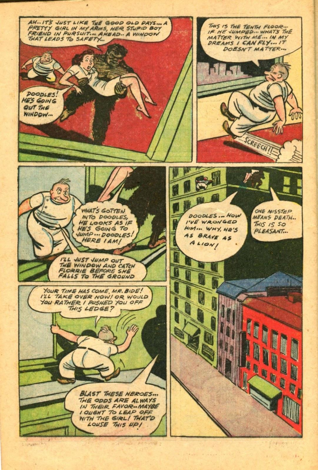 Read online Super-Magician Comics comic -  Issue #49 - 40
