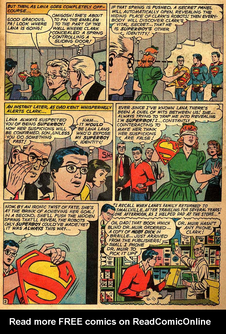 Superboy (1949) issue 135 - Page 18