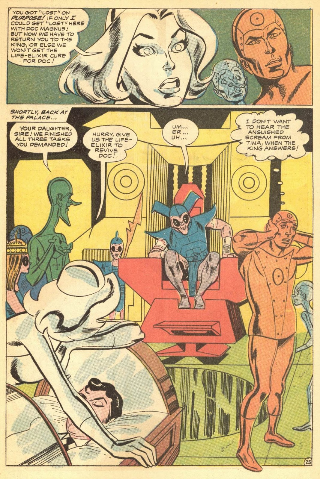 Metal Men (1963) issue 30 - Page 29
