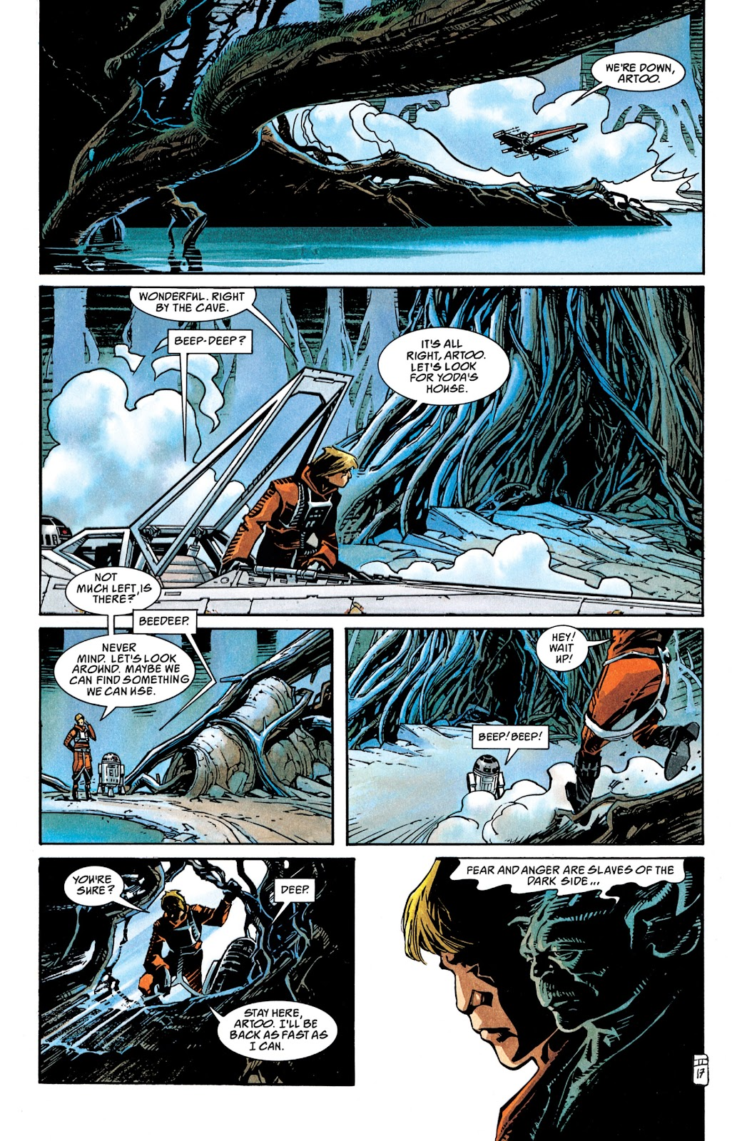 Read online Star Wars Legends: The New Republic - Epic Collection comic -  Issue # TPB 4 (Part 1) - 48