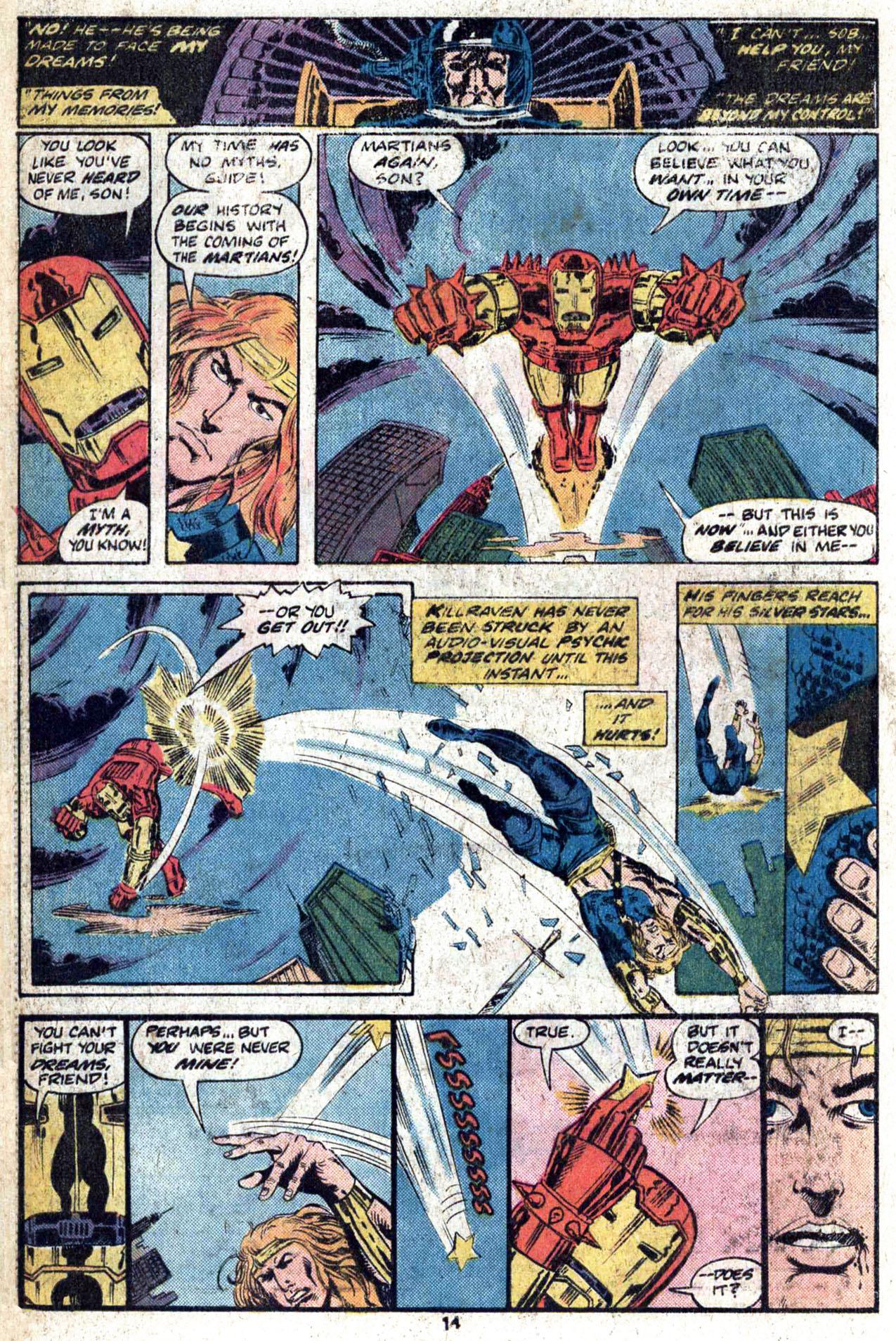 Read online Amazing Adventures (1970) comic -  Issue #38 - 16
