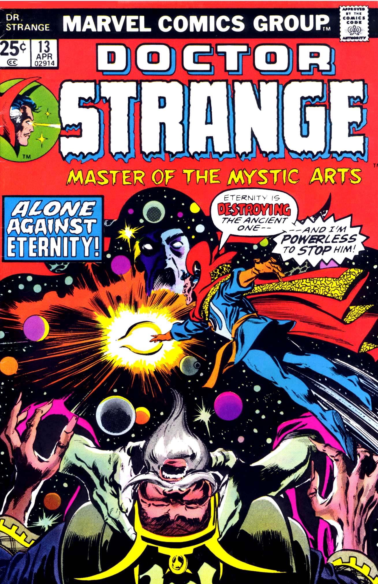 Doctor Strange (1974) 13 Page 1
