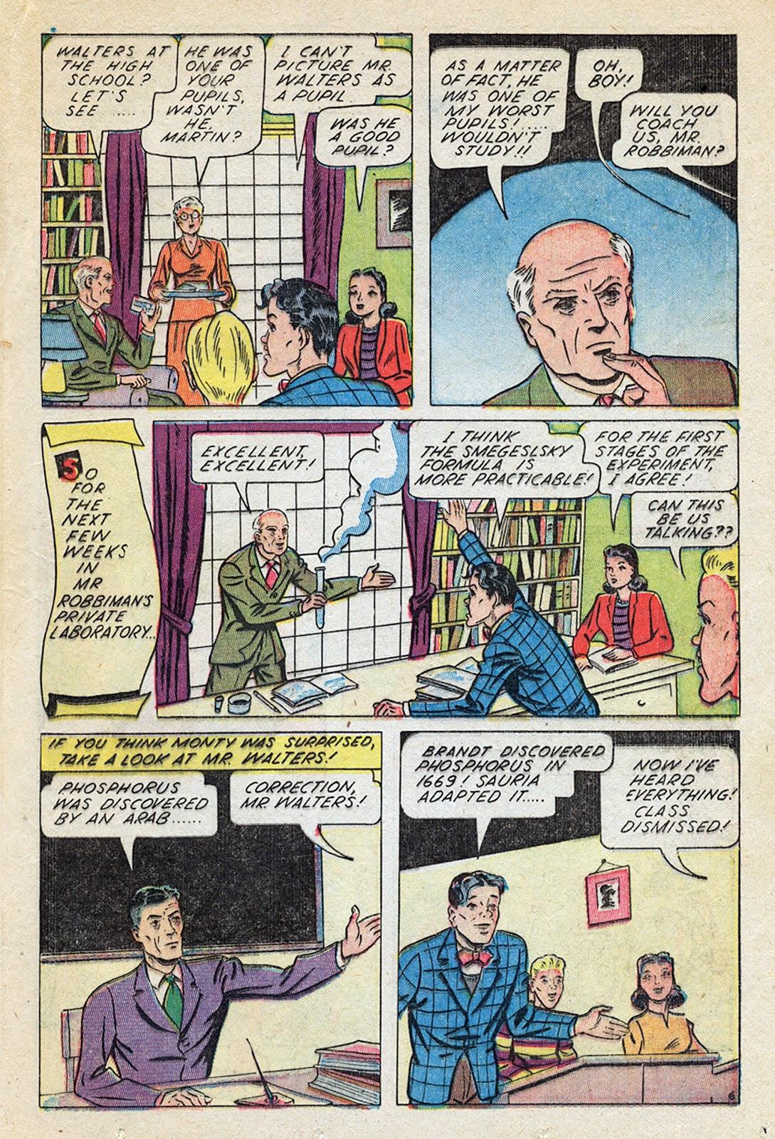 Georgie Comics (1945) issue 4 - Page 23