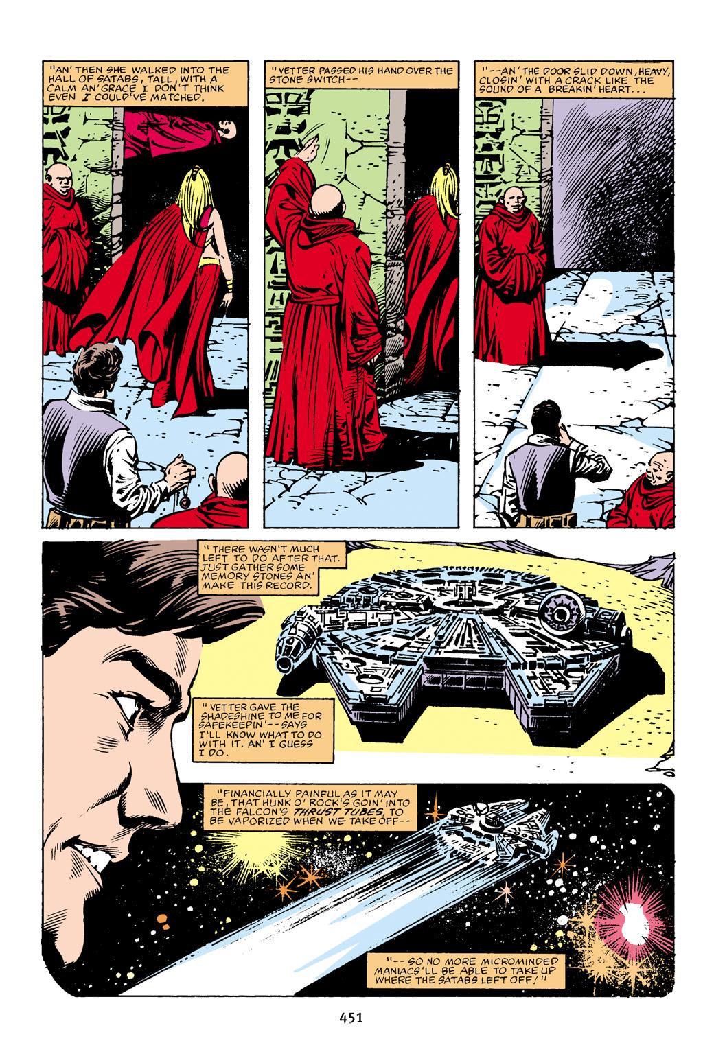 Read online Star Wars Omnibus comic -  Issue # Vol. 16 - 443