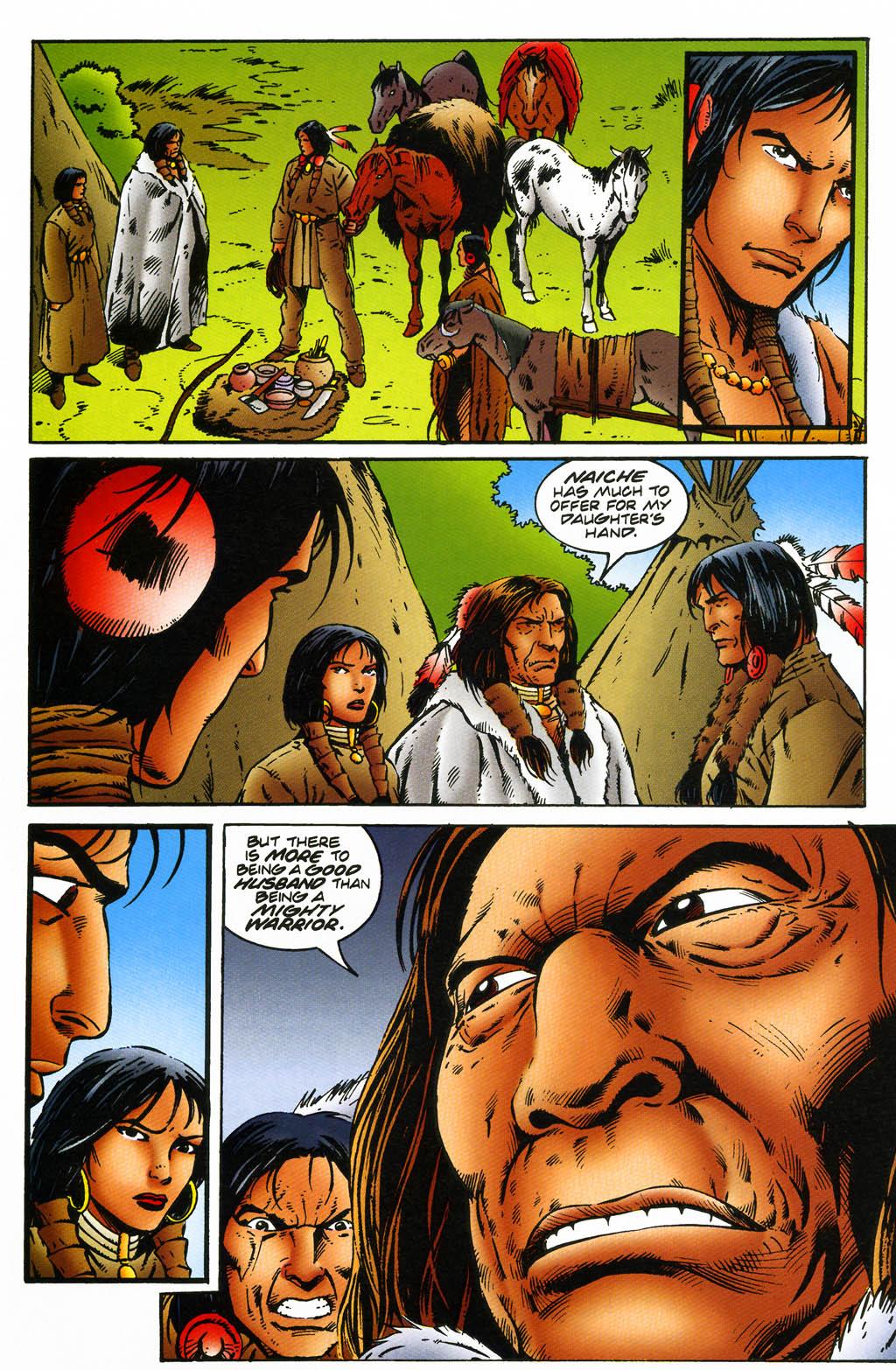 Read online Turok, Dinosaur Hunter (1993) comic -  Issue #43 - 13