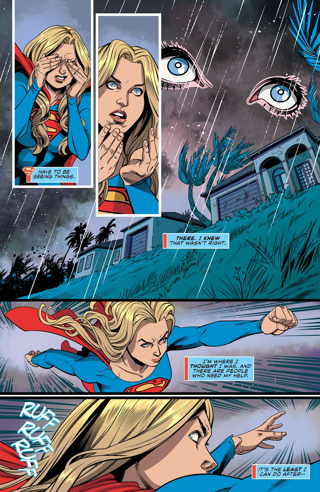 Read online Supergirl (2016) comic -  Issue #41 - 7