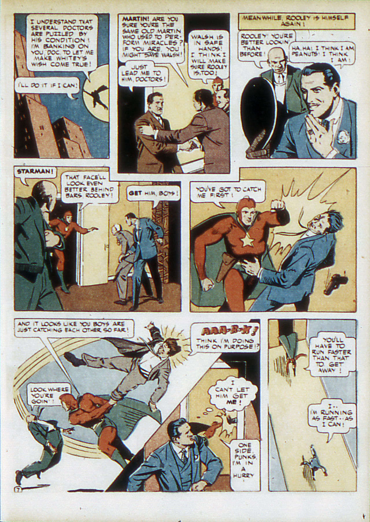 Read online Adventure Comics (1938) comic -  Issue #83 - 22