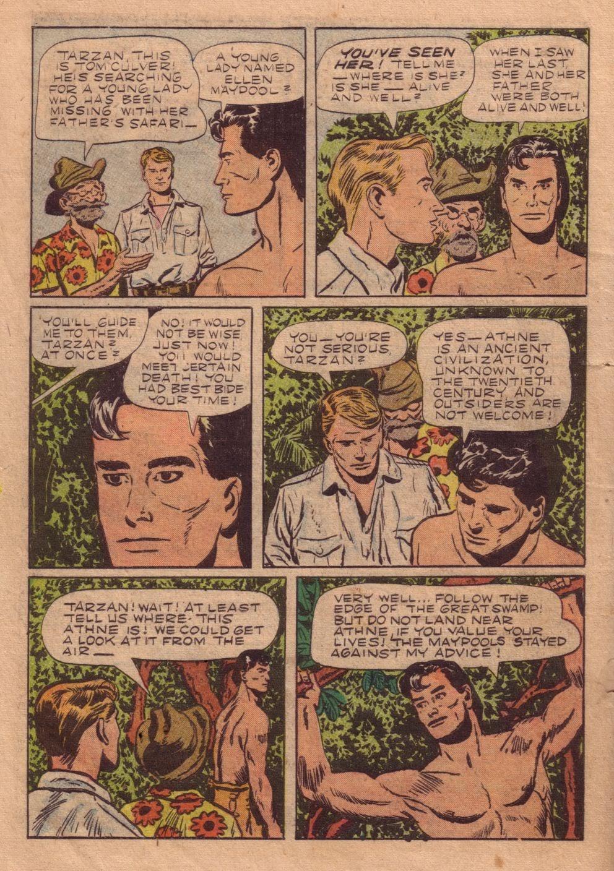 Tarzan (1948) issue 40 - Page 6