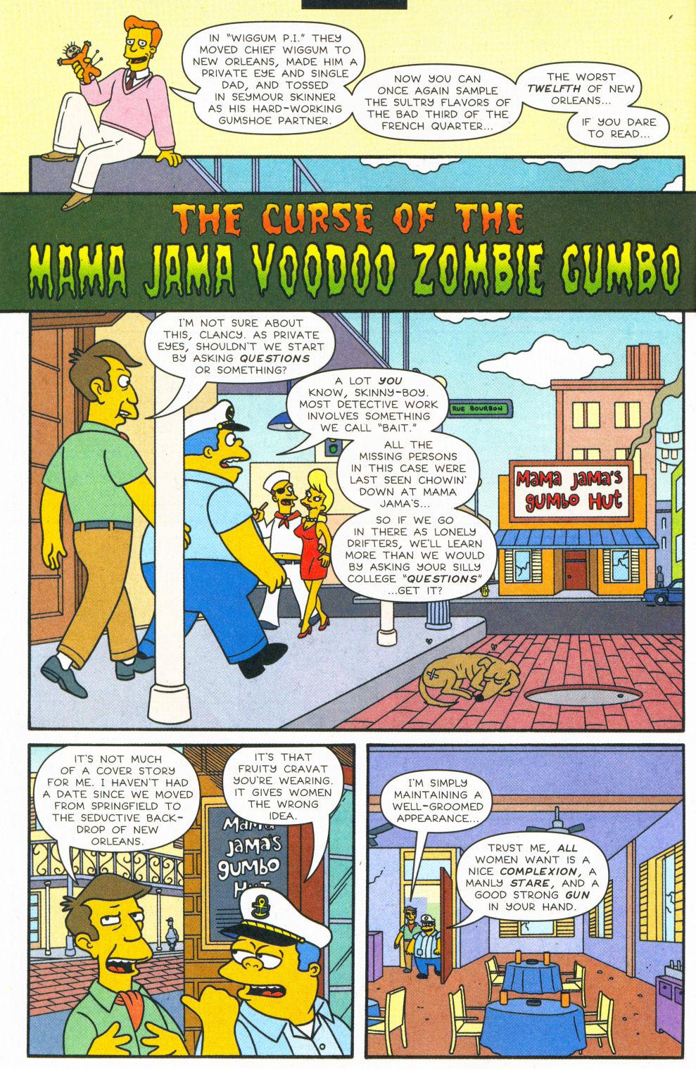 Read online Simpsons Comics comic -  Issue #112 - 3