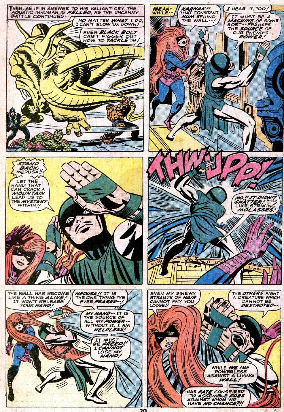 Giant-Size Fantastic Four issue 5 - Page 32