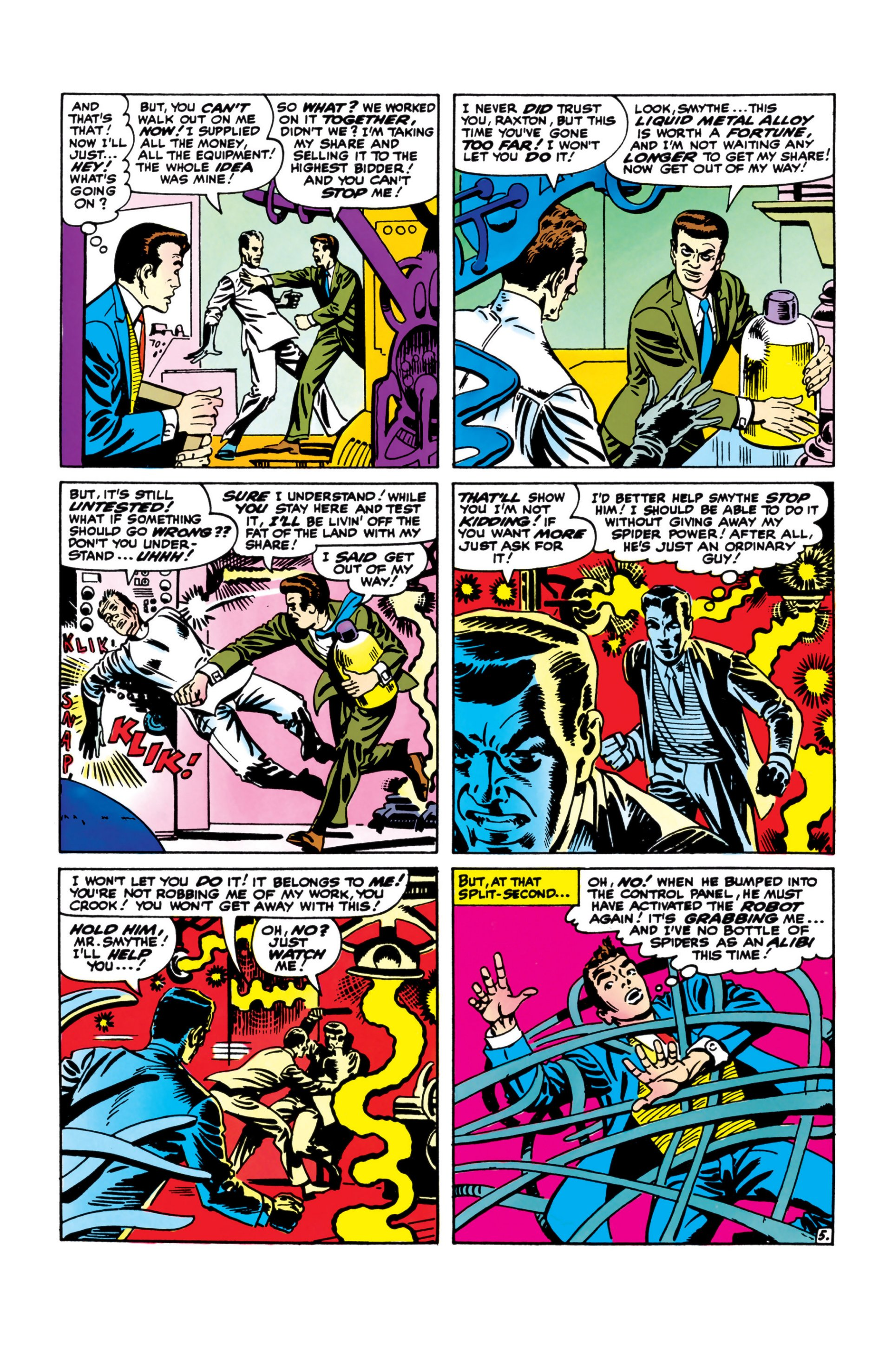 The Amazing Spider-Man (1963) 28 Page 5