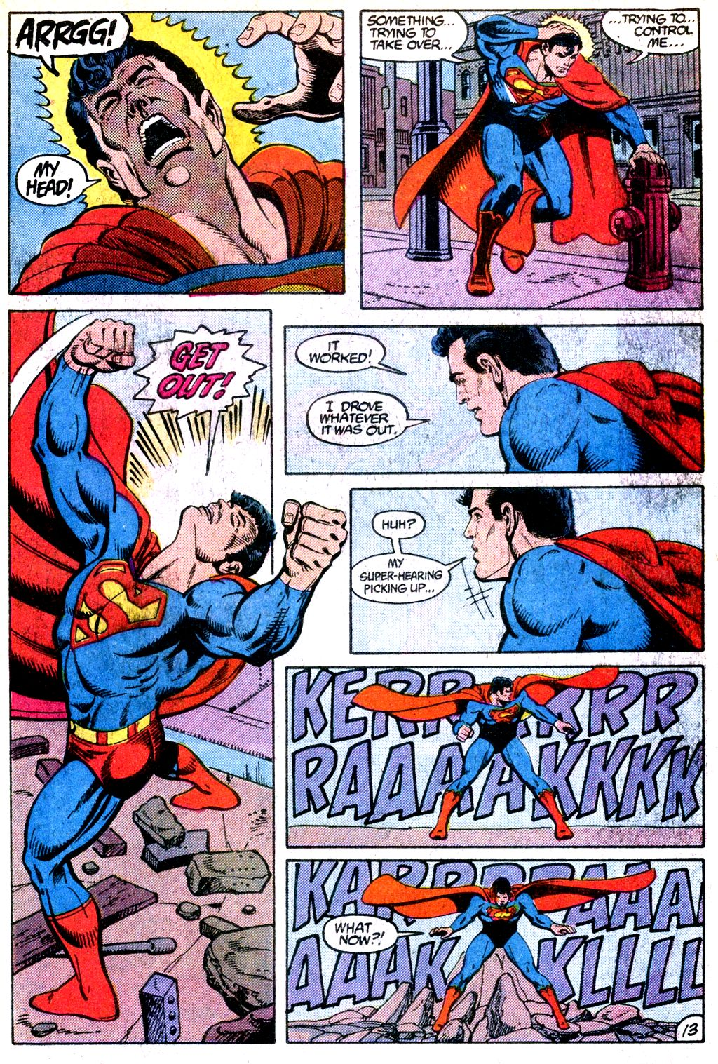 Read online Adventures of Superman (1987) comic -  Issue #Adventures of Superman (1987) _Annual 1 - 14