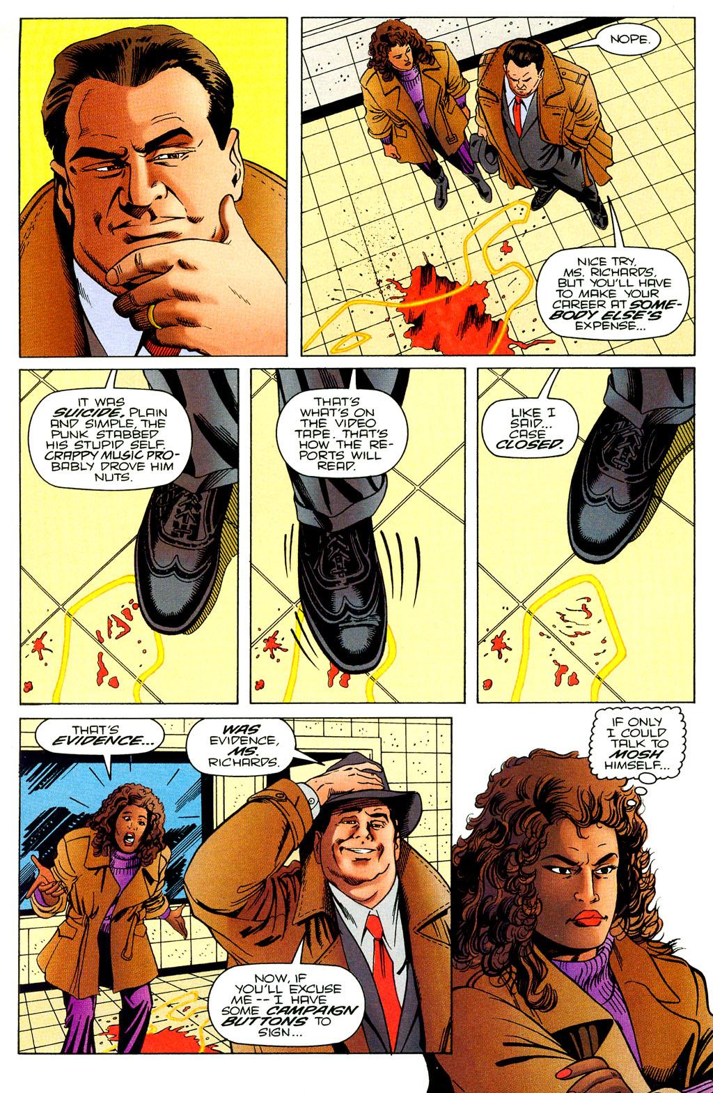 Read online UltraForce (1994) comic -  Issue #7 - 7