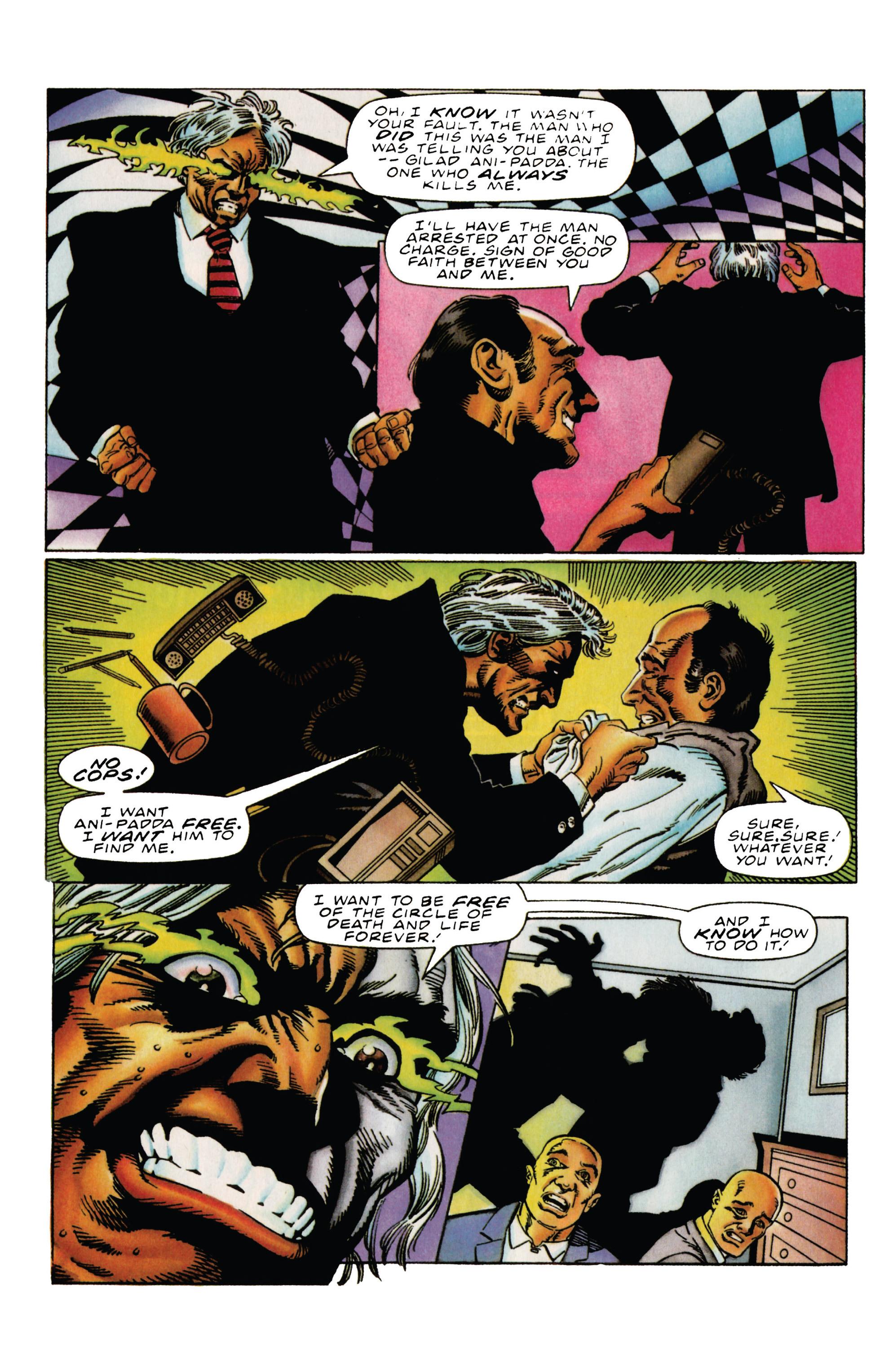 Read online Eternal Warrior (1992) comic -  Issue #29 - 9