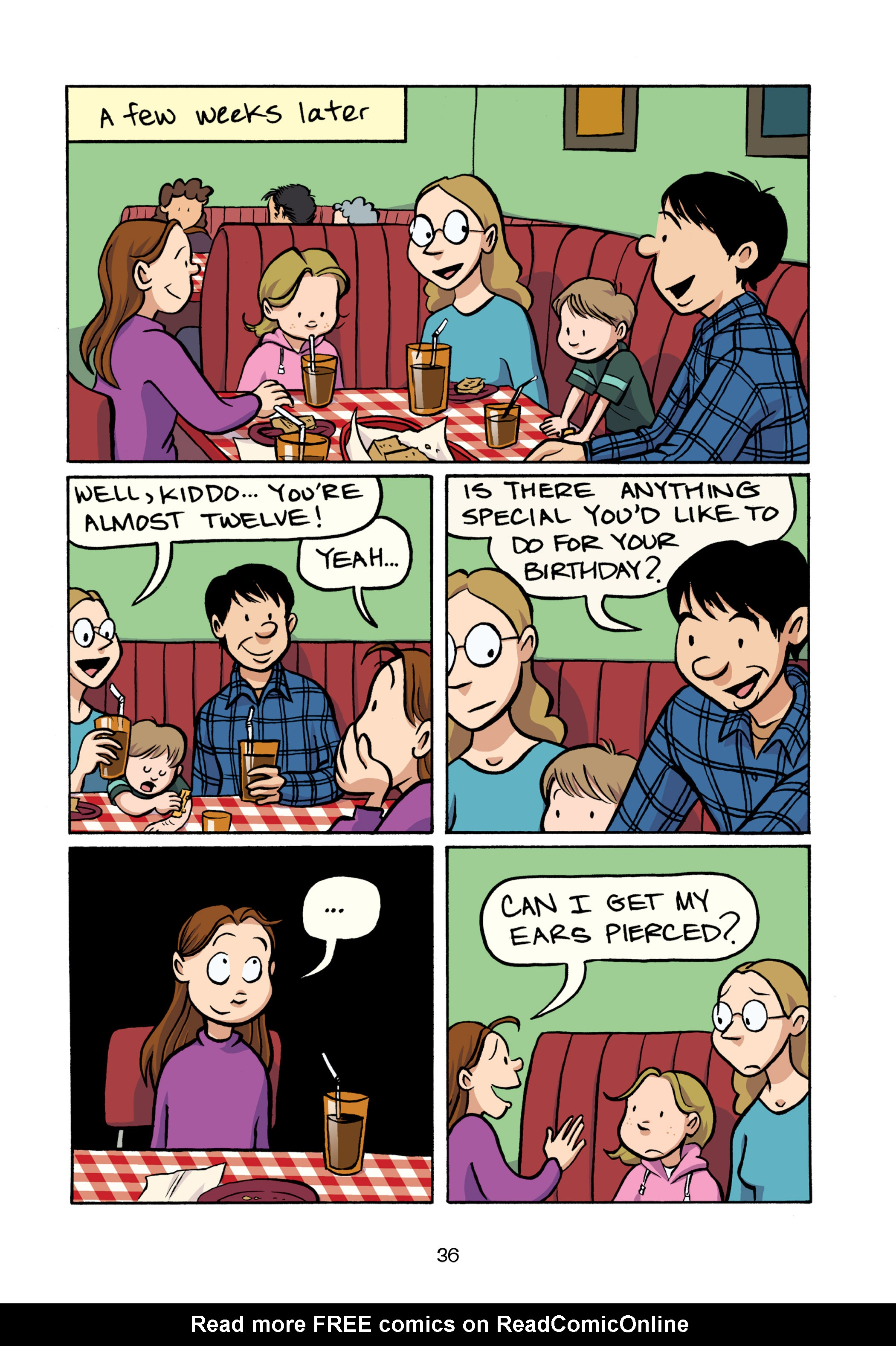 Read online Smile comic -  Issue # TPB - 42